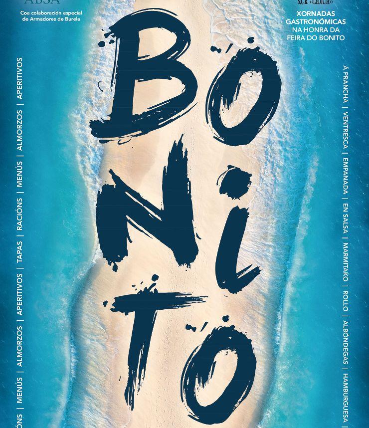 Ata o domingo pode verse por todo Burela unha exposición dos carteis da Feira do Bonito