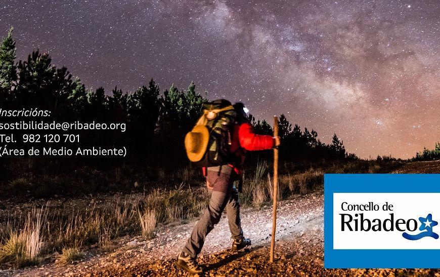 Quedan algunhas prazas para asistir á charla e á observación astronómica deste venres en Ribadeo