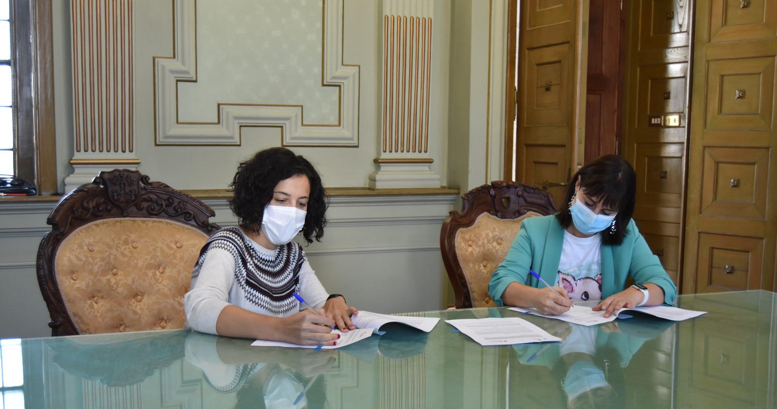 Expomar visitou a Asociación de Axuda ó Enfermo Mental A Mariña