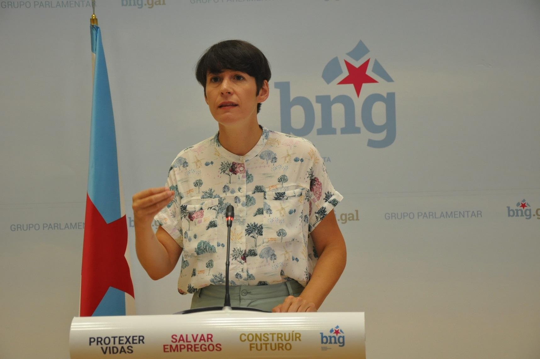 """Pontón anuncia que o BNG defenderá unha  Lei para abaratar a luz, a tavés dunha """"Tarifa  Eléctrica Galega"""""""