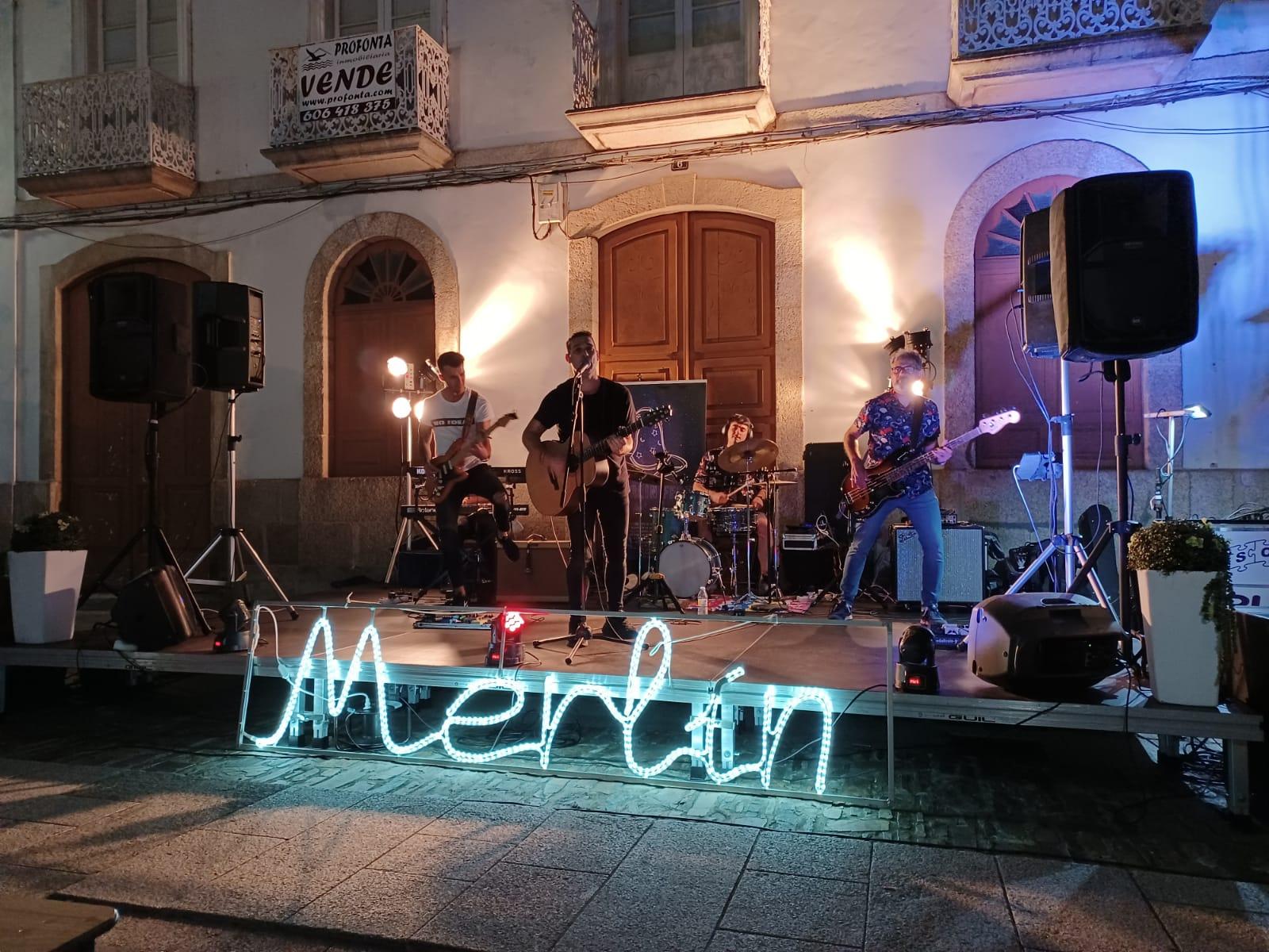 Chega esta fin de semana 'Merlín Fest Mondoñedo'