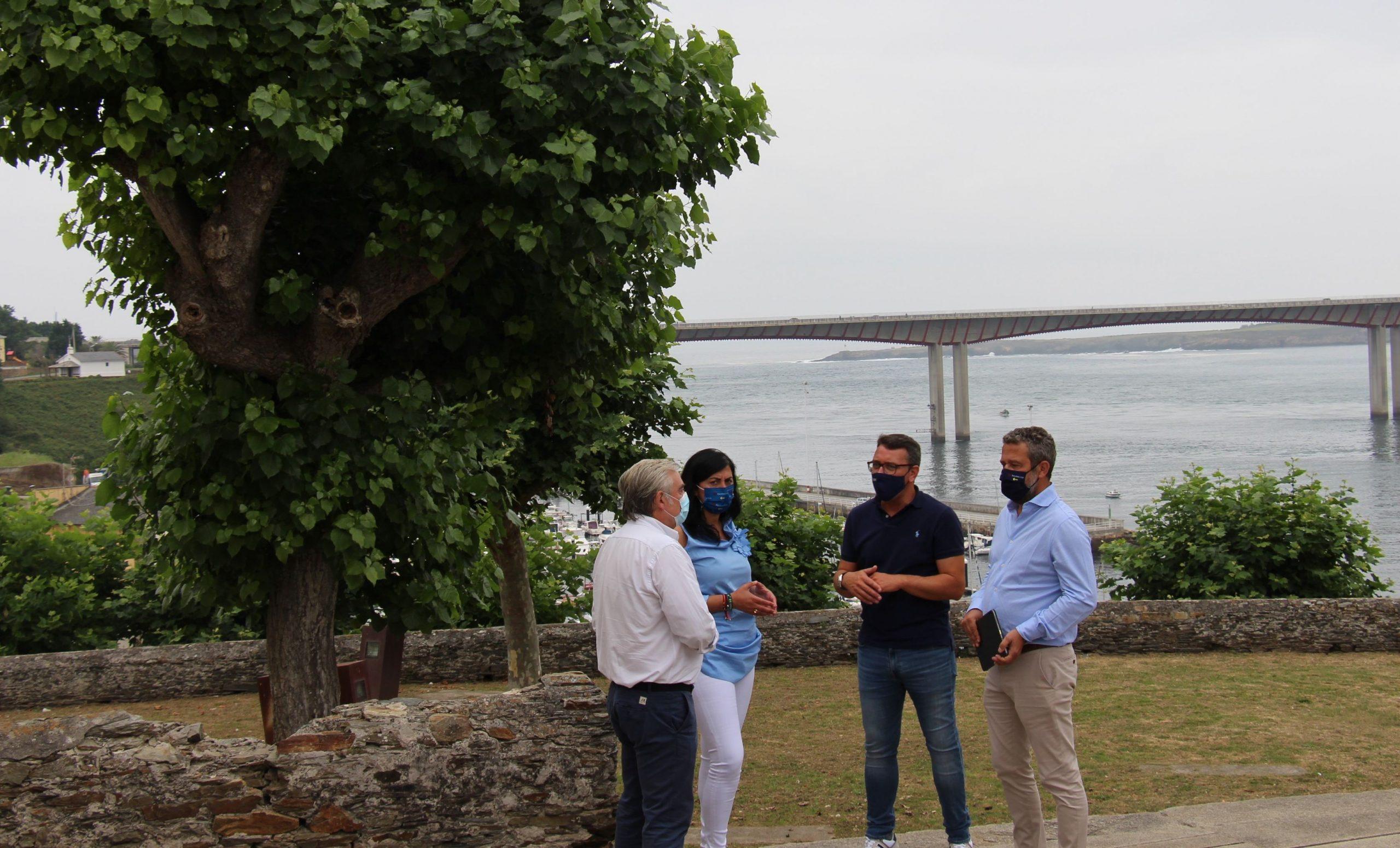 O PP pide ao Goberno que encargue un estudo de viabilidade técnico-económica para conectar A Mariña con Lugo e con Santiago