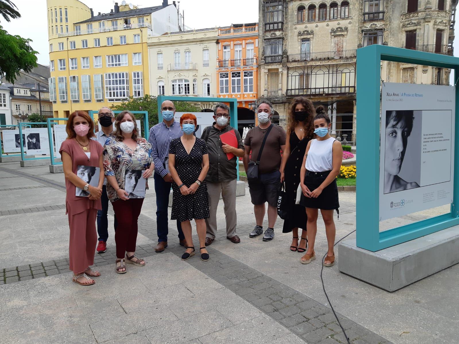 O Concello de Foz mellora a rúa Prado Vello, en Marzán, e o camiño da Cadra