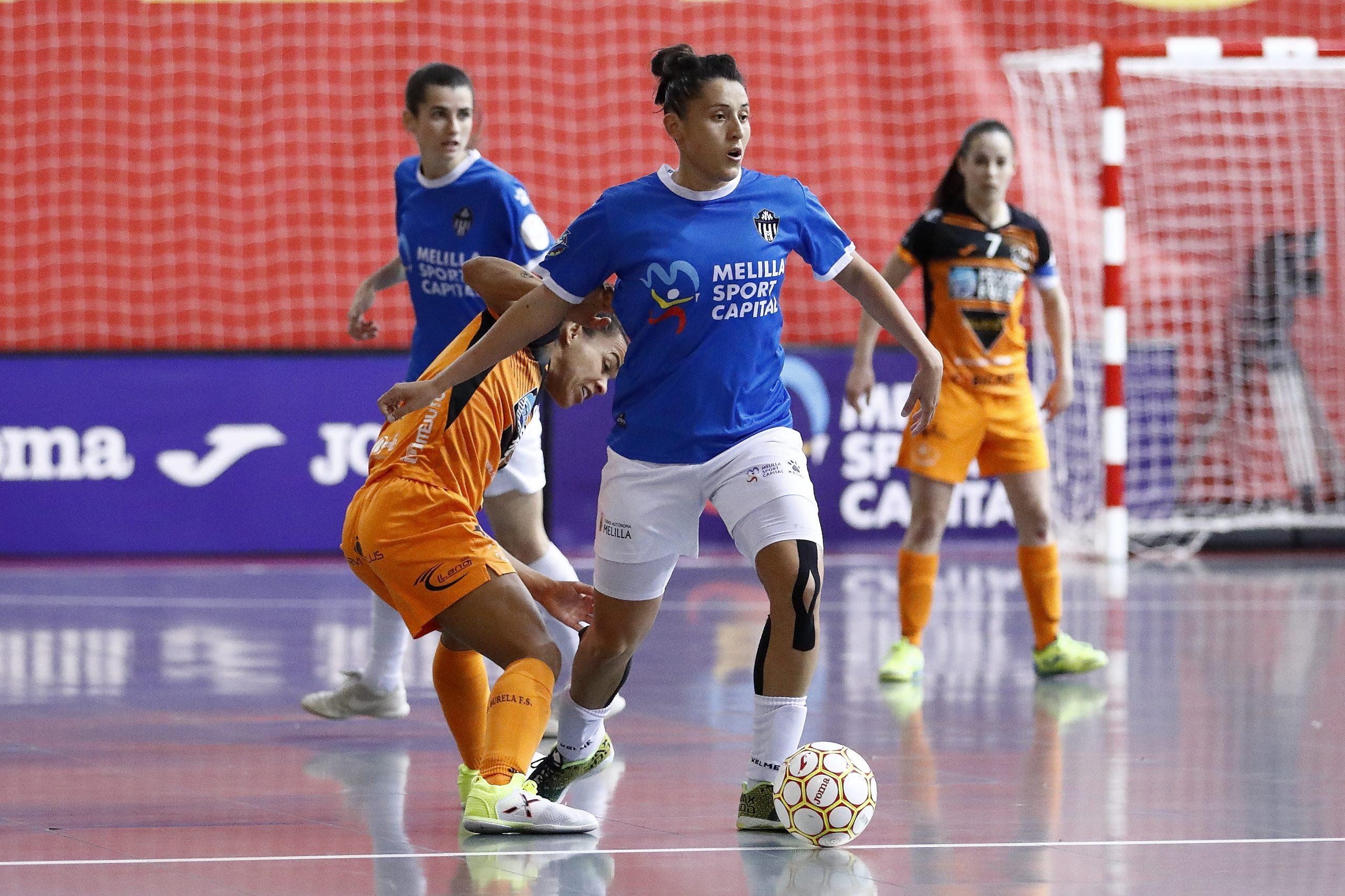 Gol, con potencia e calidade, coa incorporación de Emilly Marcondes