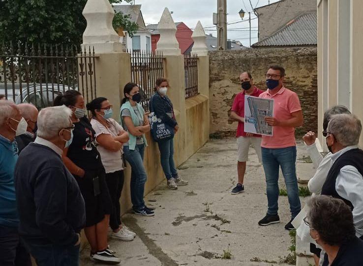 O PP de Ribadeo afirma que os veciños están indignados ante os problemas que pon o goberno local para arranxar as escolas das parroquias con axudas da Xunta