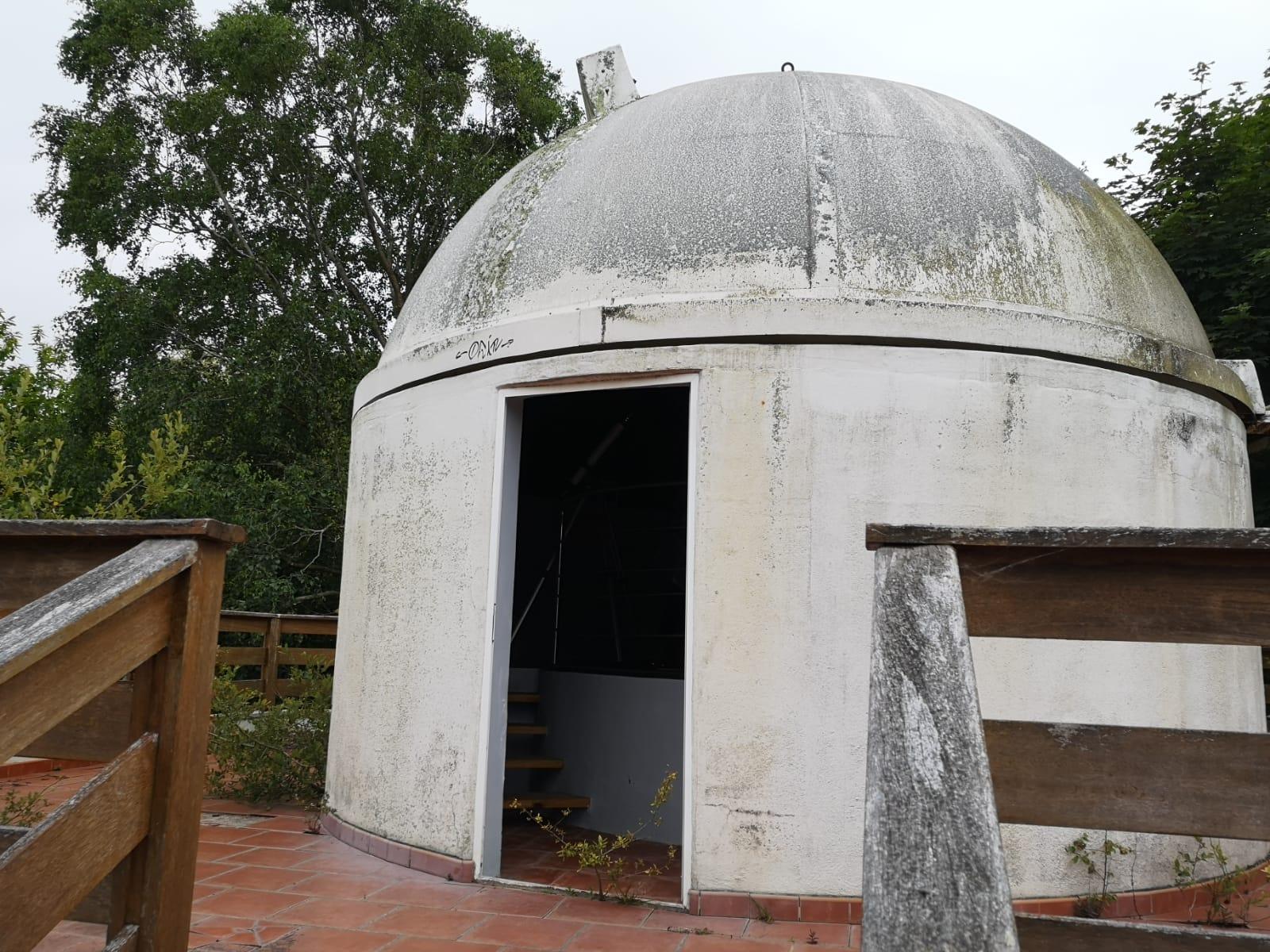 Daniel Vega critica a actitude do goberno local con respecto á observación astronómica que organiza a Xunta en Ribadeo