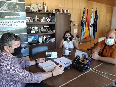 Este venres celébrase o acto de presentación oficial da cronista de burela, Herminia Pernas