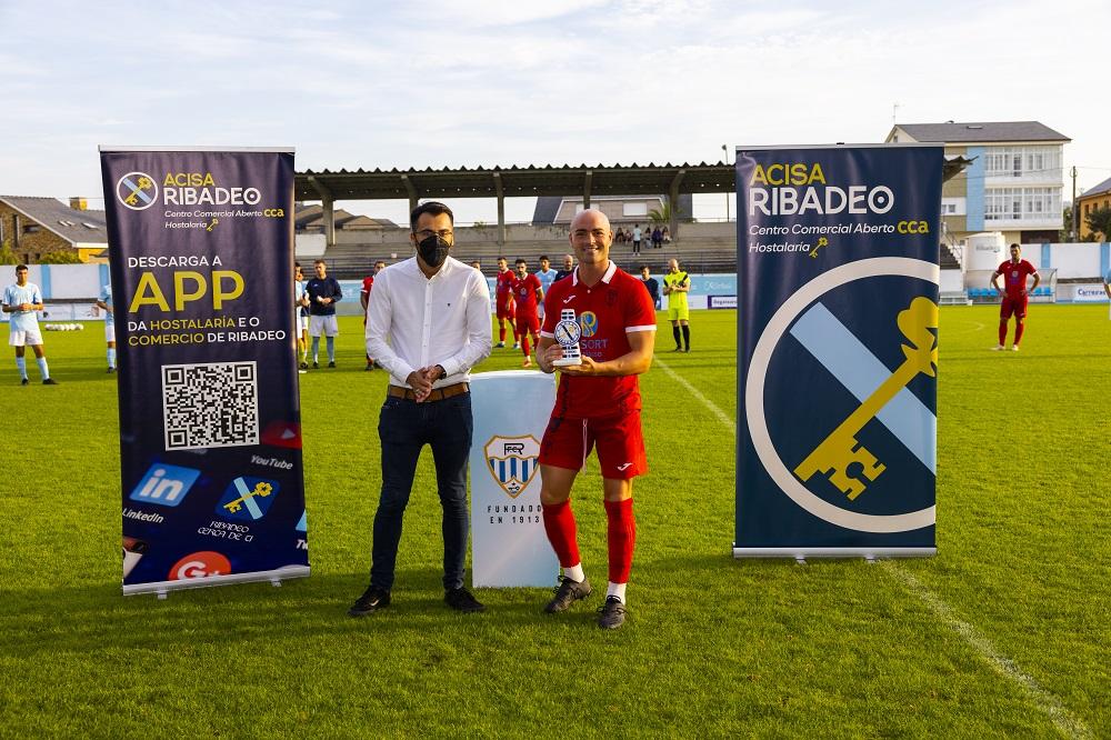 O Viveiro CF faise co I Trofeo Acisa Festas Patronais que se disputou  no Pepe Barrera