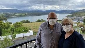 Acisa felicita ao Hotel O Cabazo e a Servizos Loxísticos, Marítimos e Portuarios Pertejo, que foron recoñecidos pola asociación Día de Galicia en Asturias