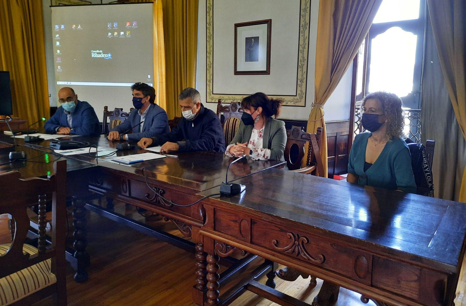 Clausurado o obradoiro de emprego Vencellos da Memoria promovido polos concellos de Ribadeo e Barreiros