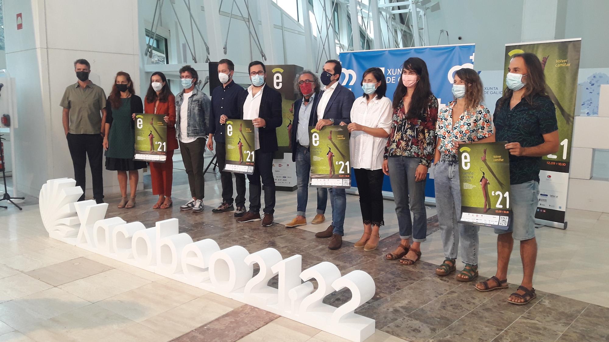A terceira edición do programa Camiño Escena Norte levará as artes escénicas por nove municipios galegos, entre eles Ribadeo e Mondoñedo