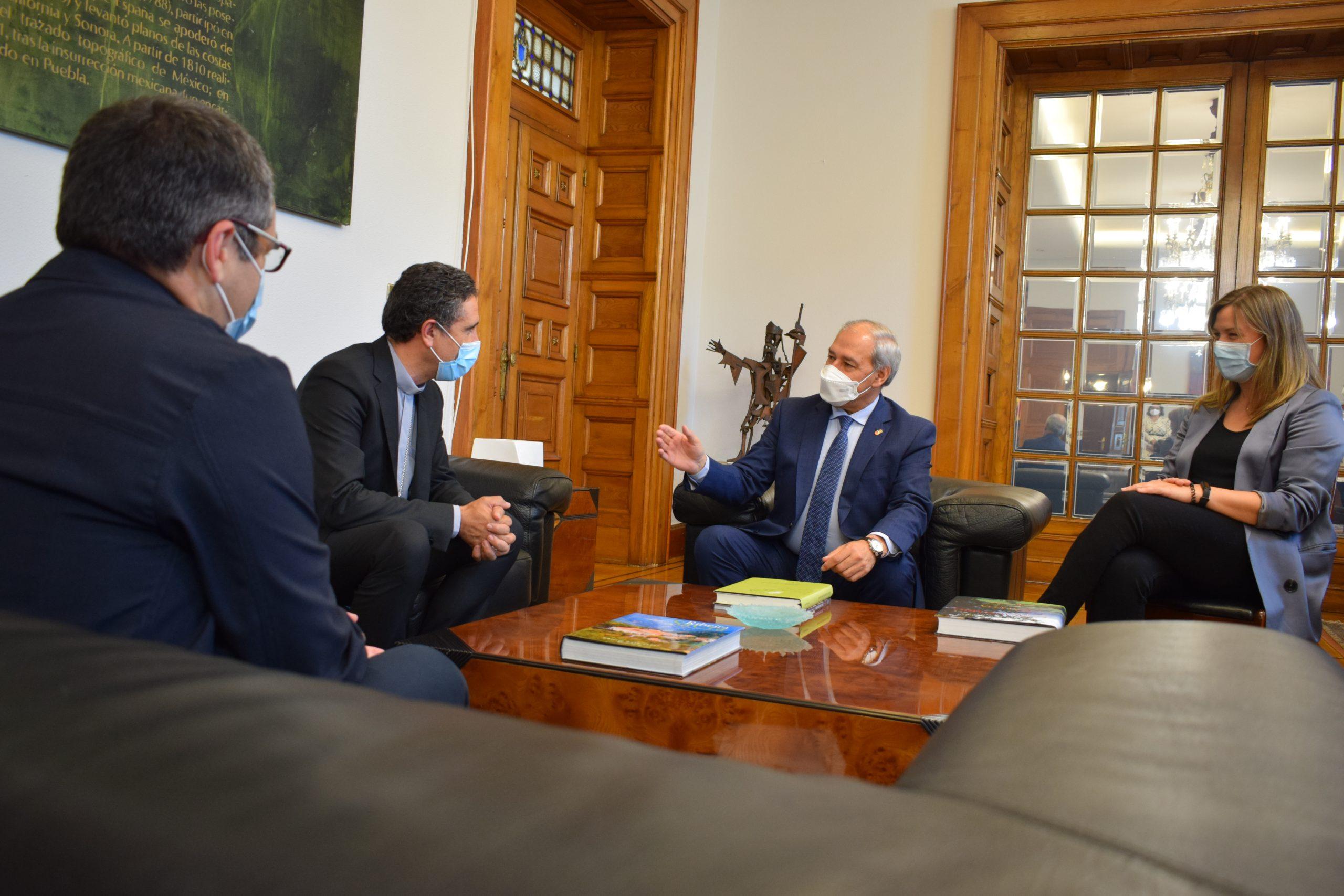 A Deputación aporta 50.000€ para a conservación de patrimonio histórico artístico da Diocese de Mondoñedo-Ferrol