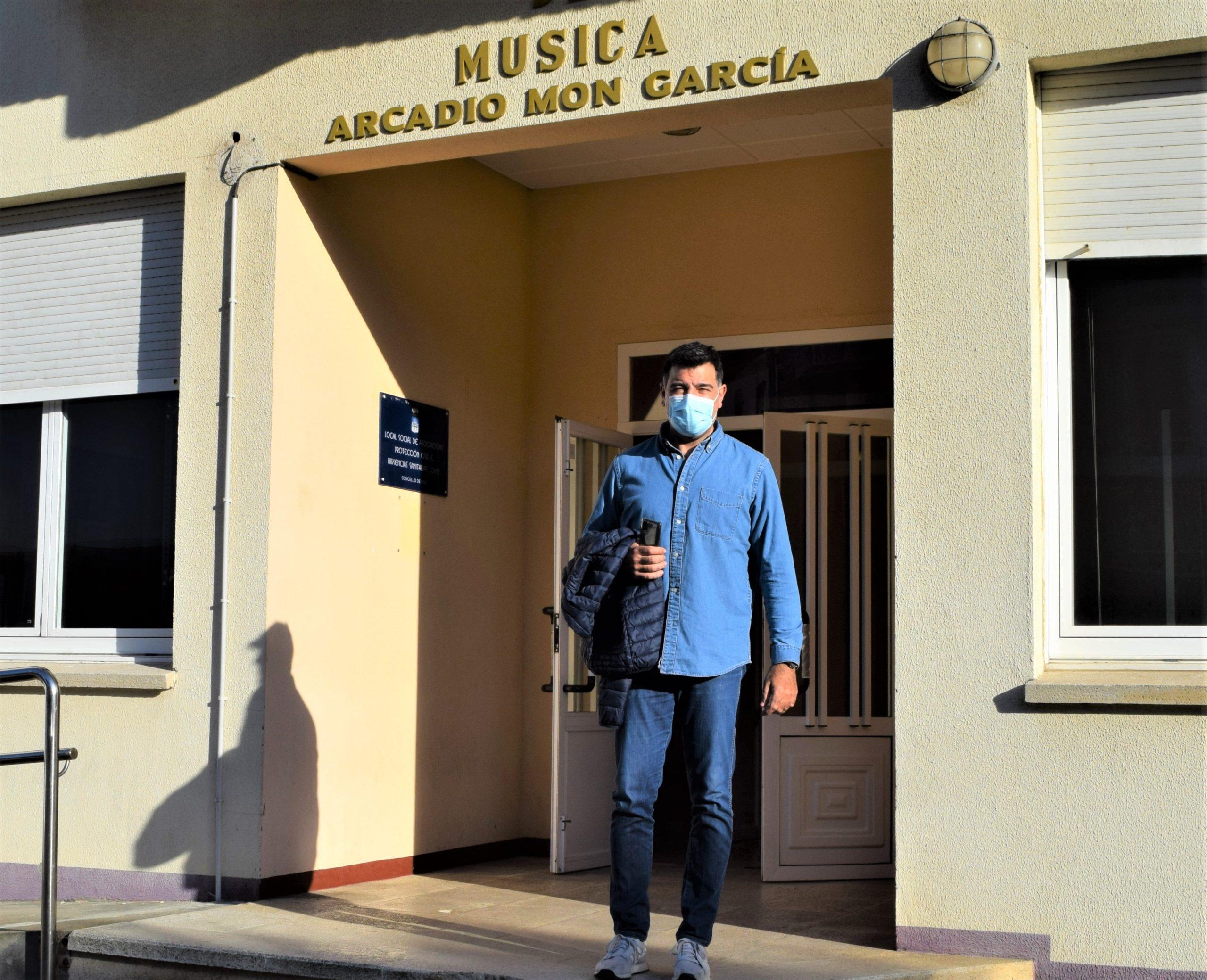 O PP de Foz insta ao goberno local a buscar solucións á crise da Escola de Música e deseñar un proxecto viable para o centro