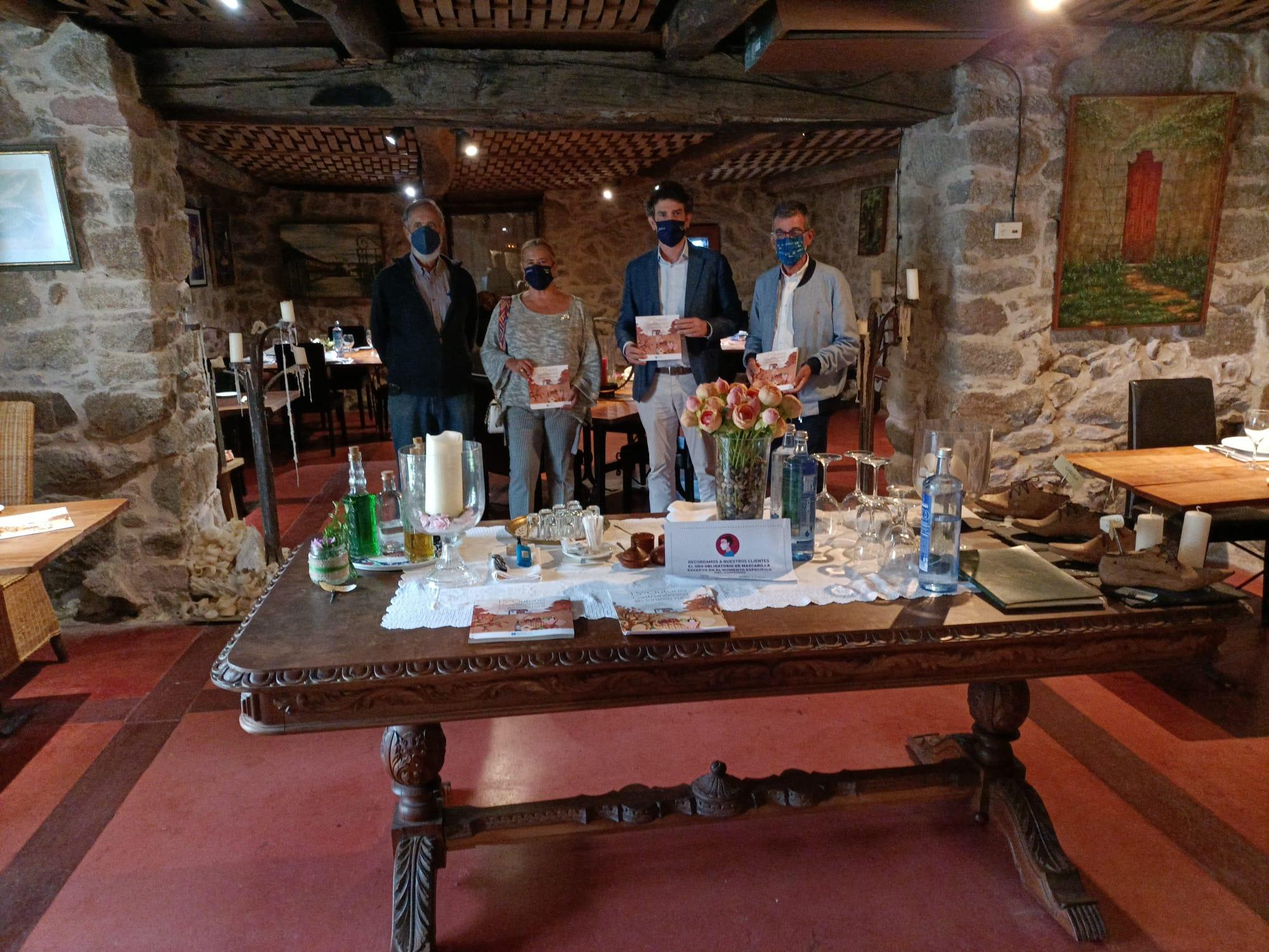 Finca Goleta (Foz), Finca O Bizarro (Trabada) e Casa Norita (Lourenzá) participan ata finais de ano na 15ª edición do Outono Gastronómico