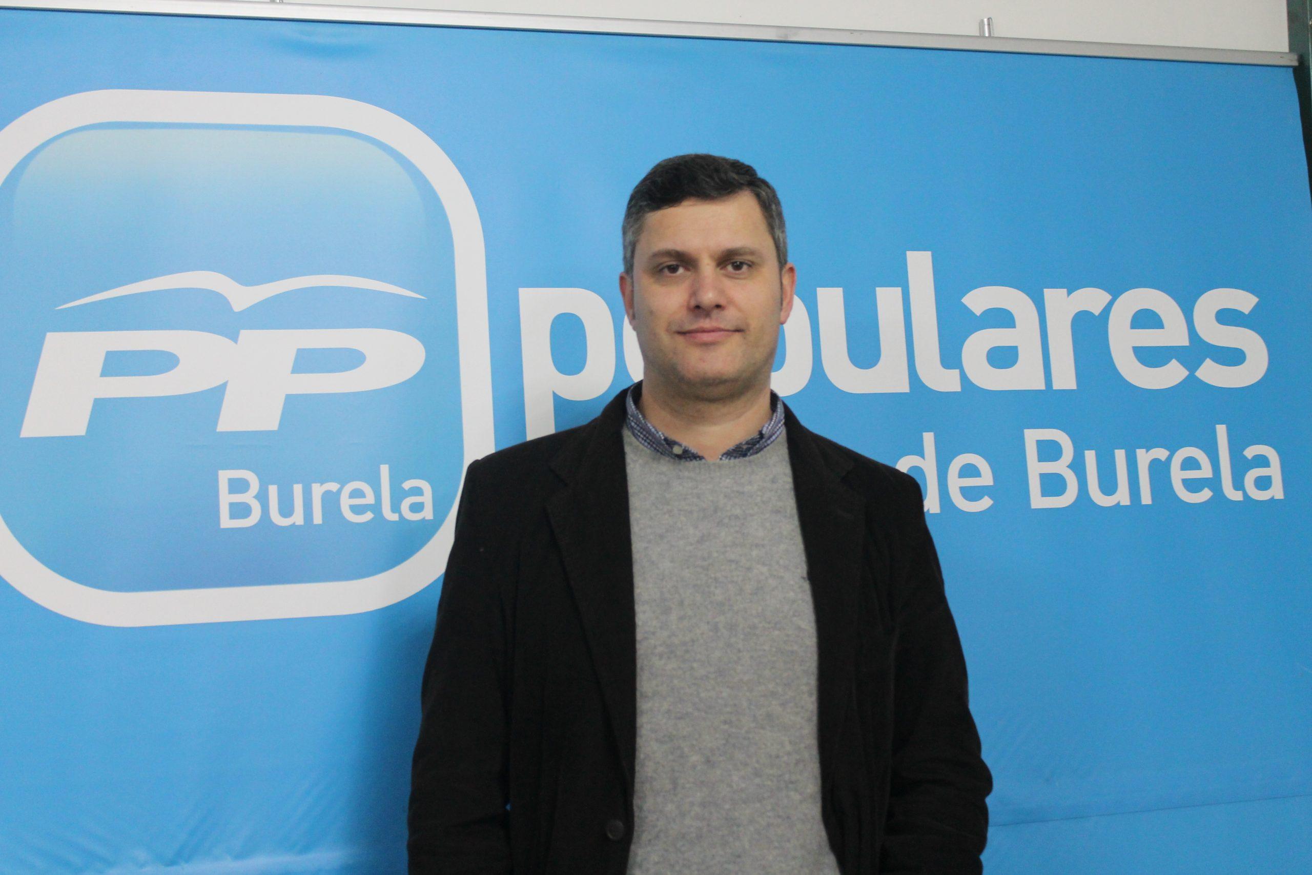 O PP de Burela asegura que por non cumprir co convenio colectivo, o Concello foi condenado a indemnizar a unha persoa traballadora laboral fixa xubilada por incapacidade