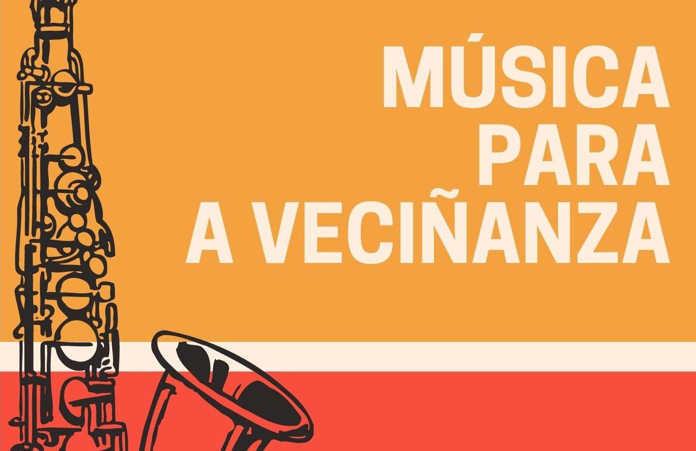 A Asociación de veciños Casco Antigo de Viveiro organiza este sábado 'Música para a veciñanza'