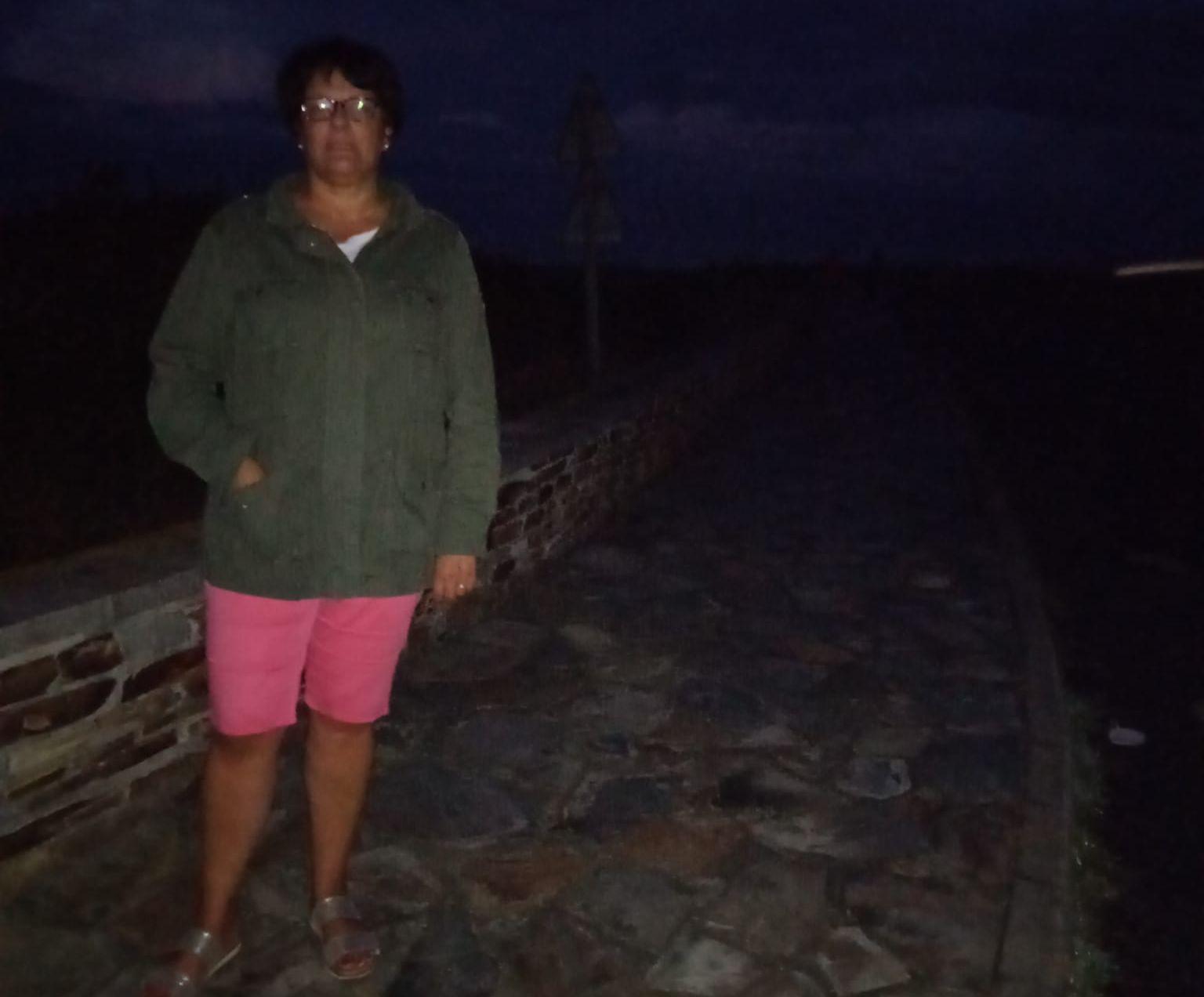 O PP de Ribadeo solicita ao goberno local a posta en marcha do alumeado do Camiño do Faro