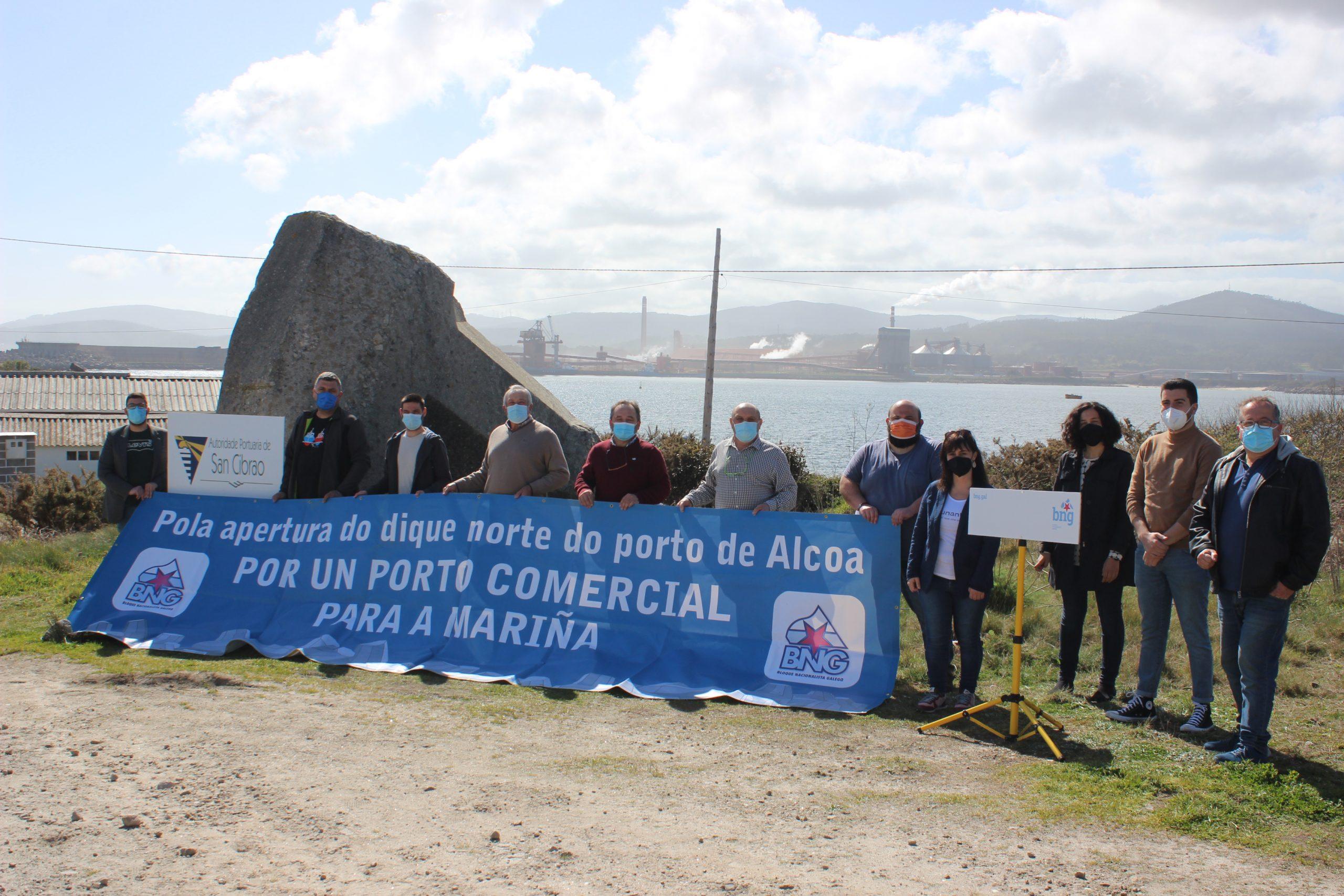 O BNG pregunta os motivos do cese do Presidente da Autoridade Portuaria Ferrol-San Cibrao