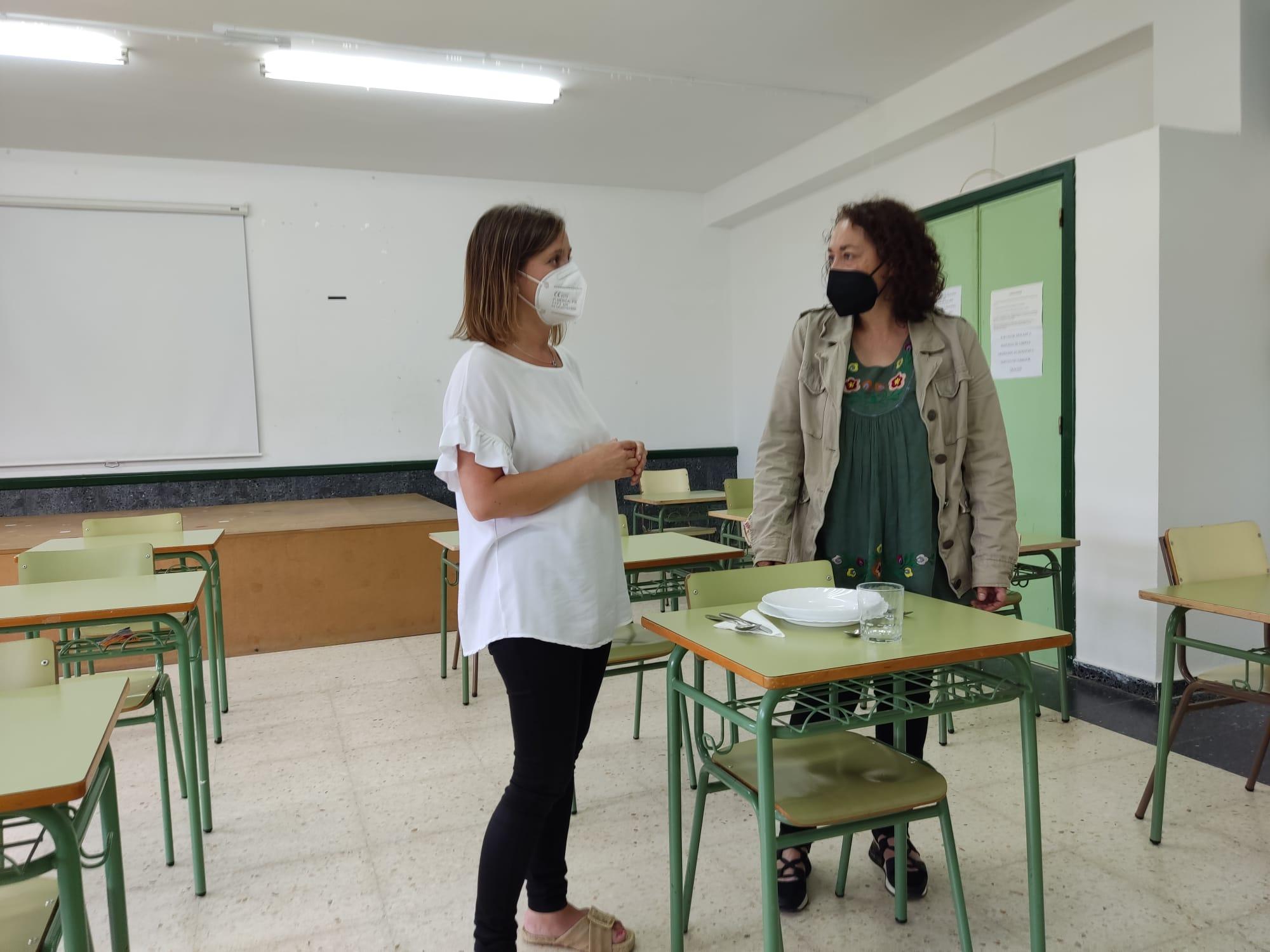 O Concello de Barreiros xestionará o comedor escolar do CEIP de San Cosme para garantir a súa continuidade