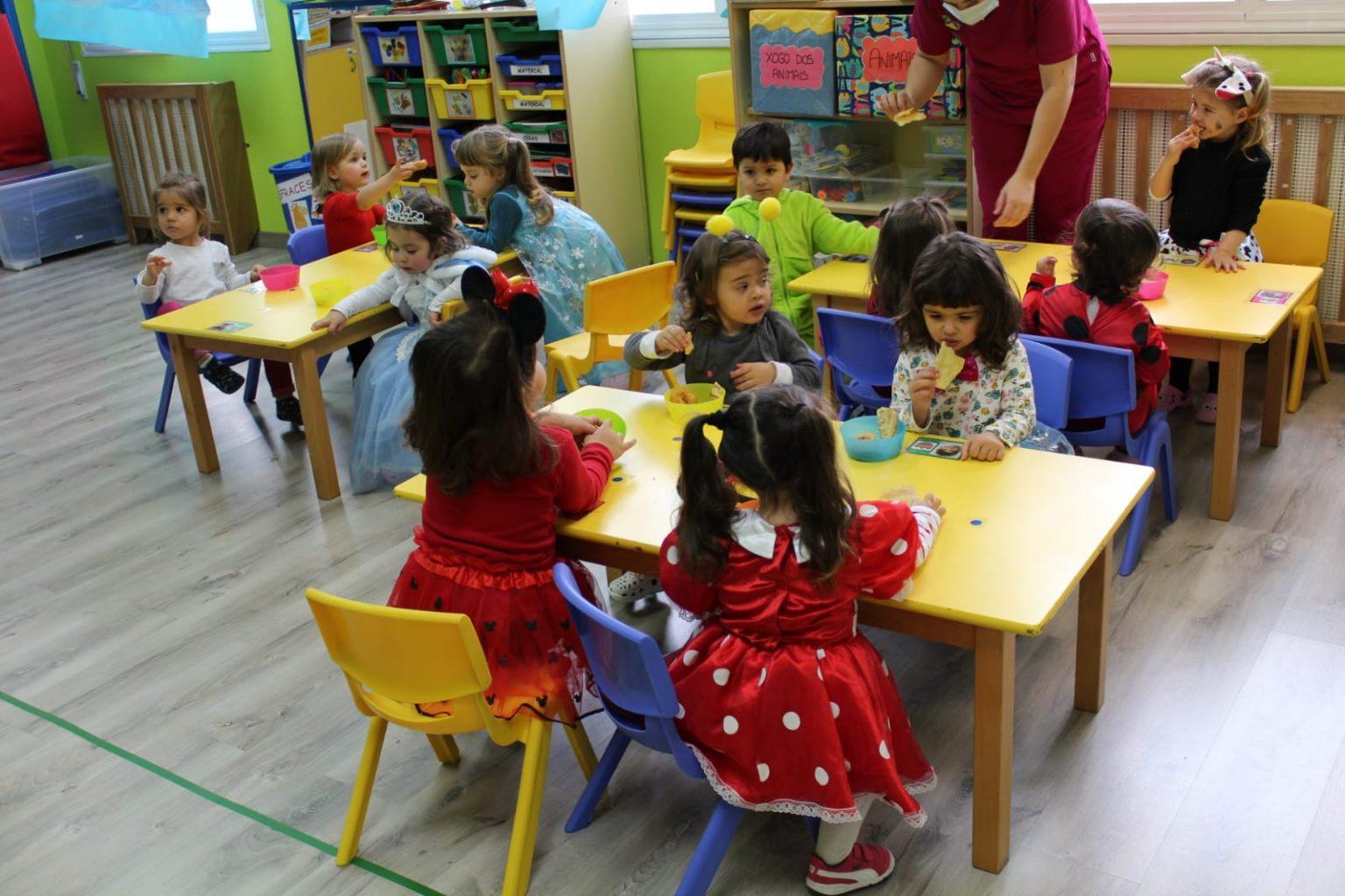 O Bono Concilia da Xunta beneficia este curso a 173 familias lucenses que non obtiveron praza nunha escola infantil pública