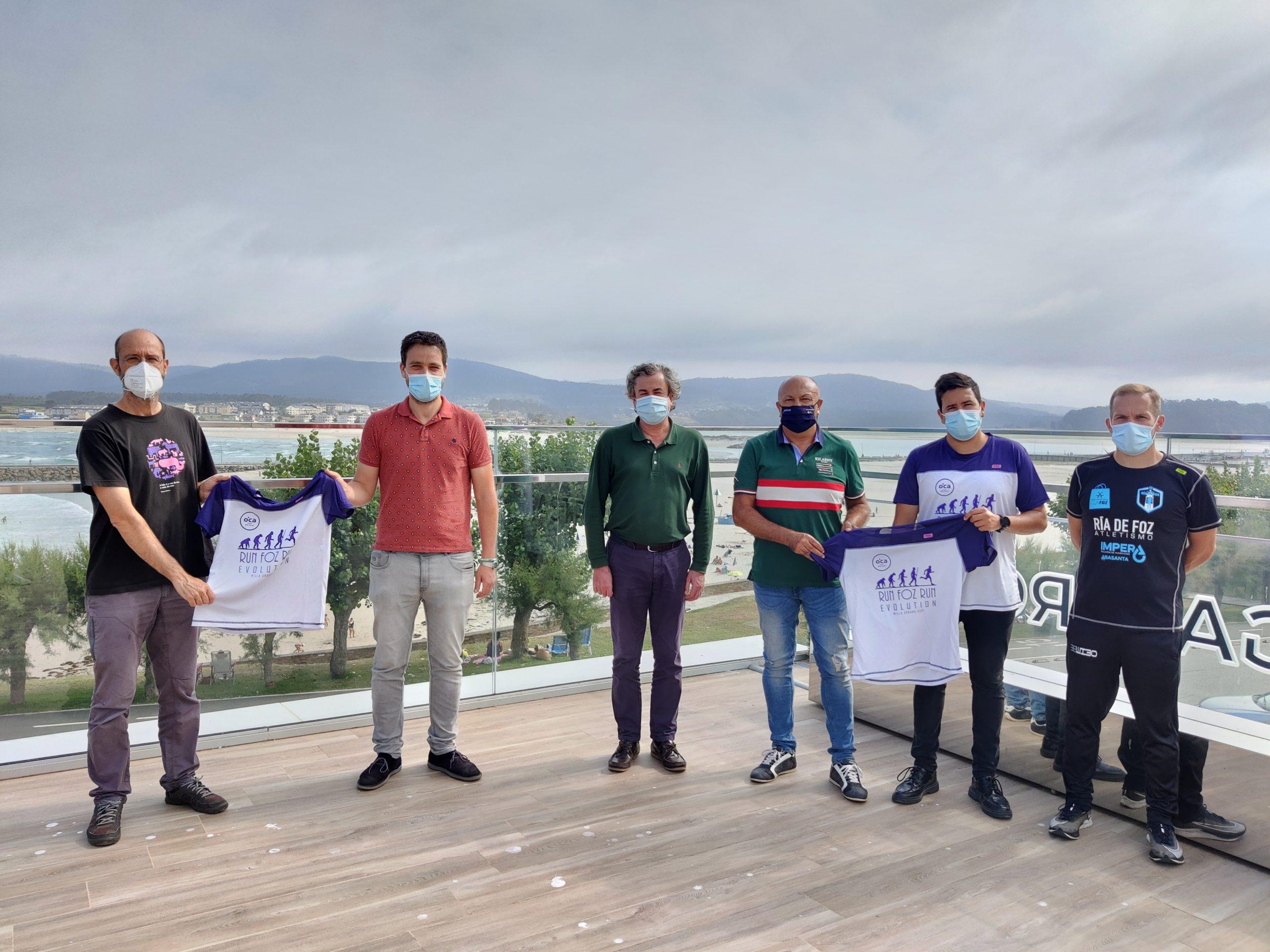 A 'Milla Urbana e Relevos Challenge' celebrarase o 11 de setembro nos arredores do Oca Hotel de Foz