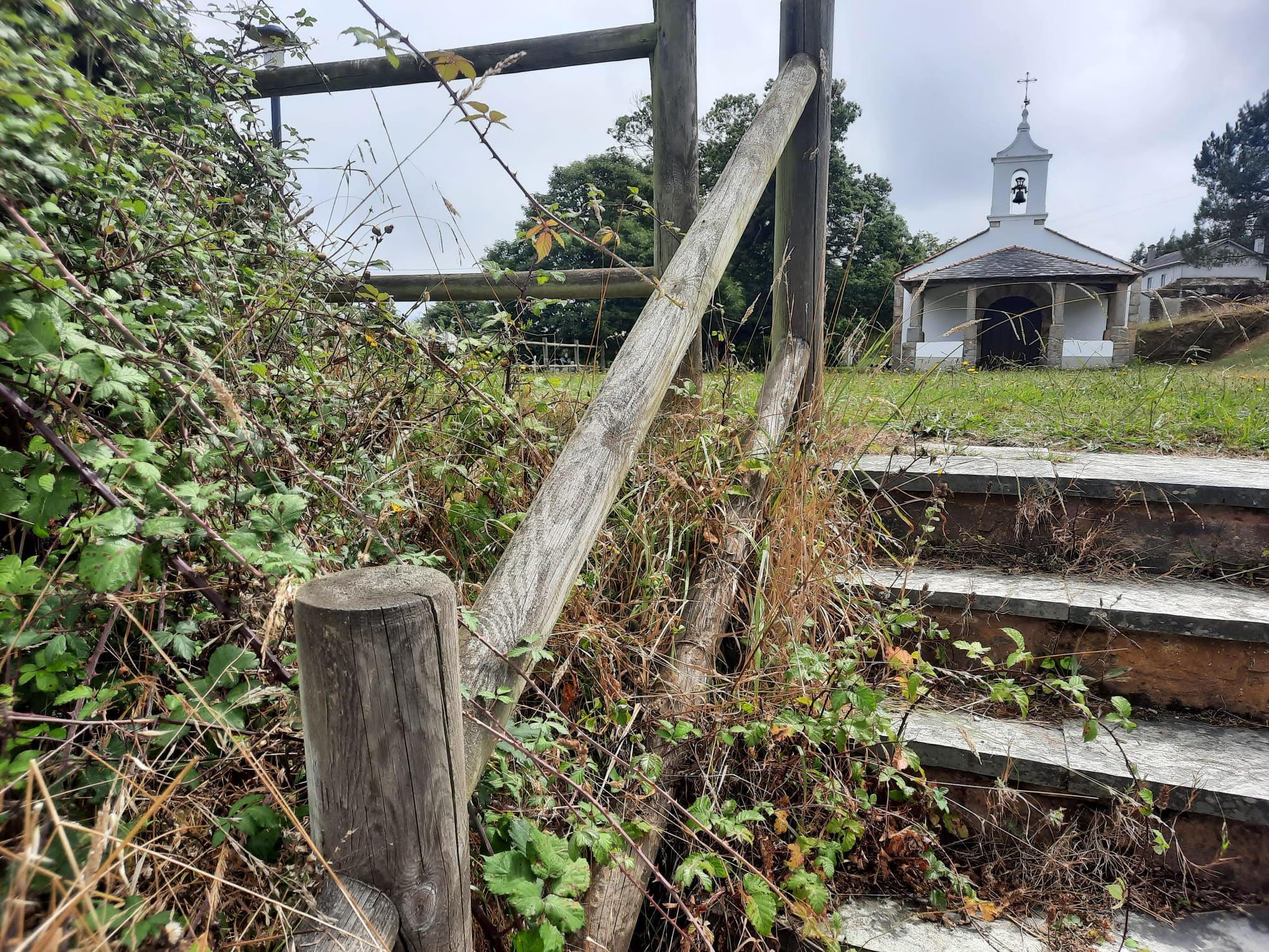 O PP de Foz acusa ao goberno local da mala imaxe da vila este verán, con rúas e áreas recreativas sucias