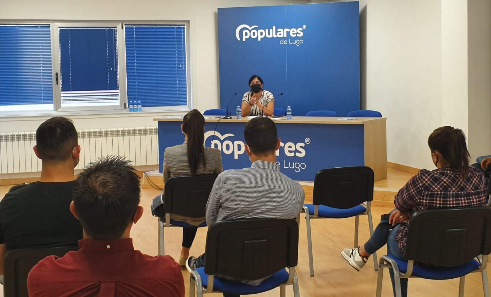 O PP lucense enriquecerá ás agrupacións locais coa experiencia dos concellos nos que goberna