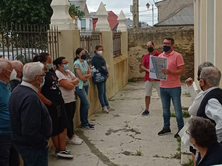 O PP de Ribadeo pide ao Concello celeridade para conceder as licenzas para as obras nas escolas das parroquias