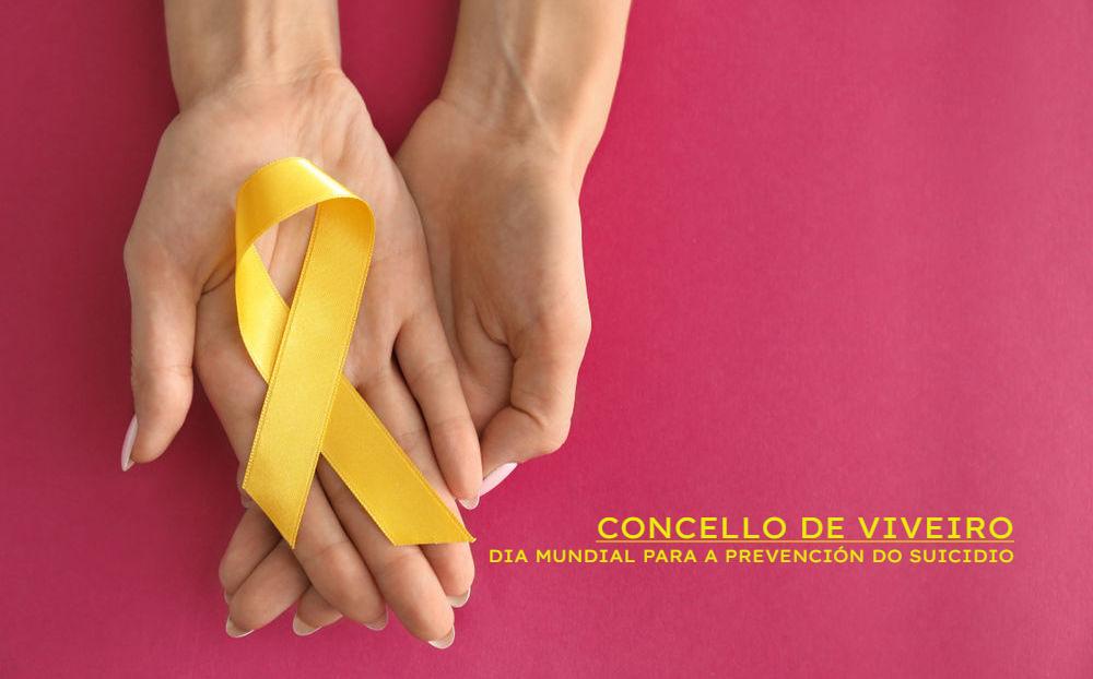 """O Concello de Viveiro recorda a necesidade """"dunha acción colectiva para abordar a problemática do suicidio"""""""