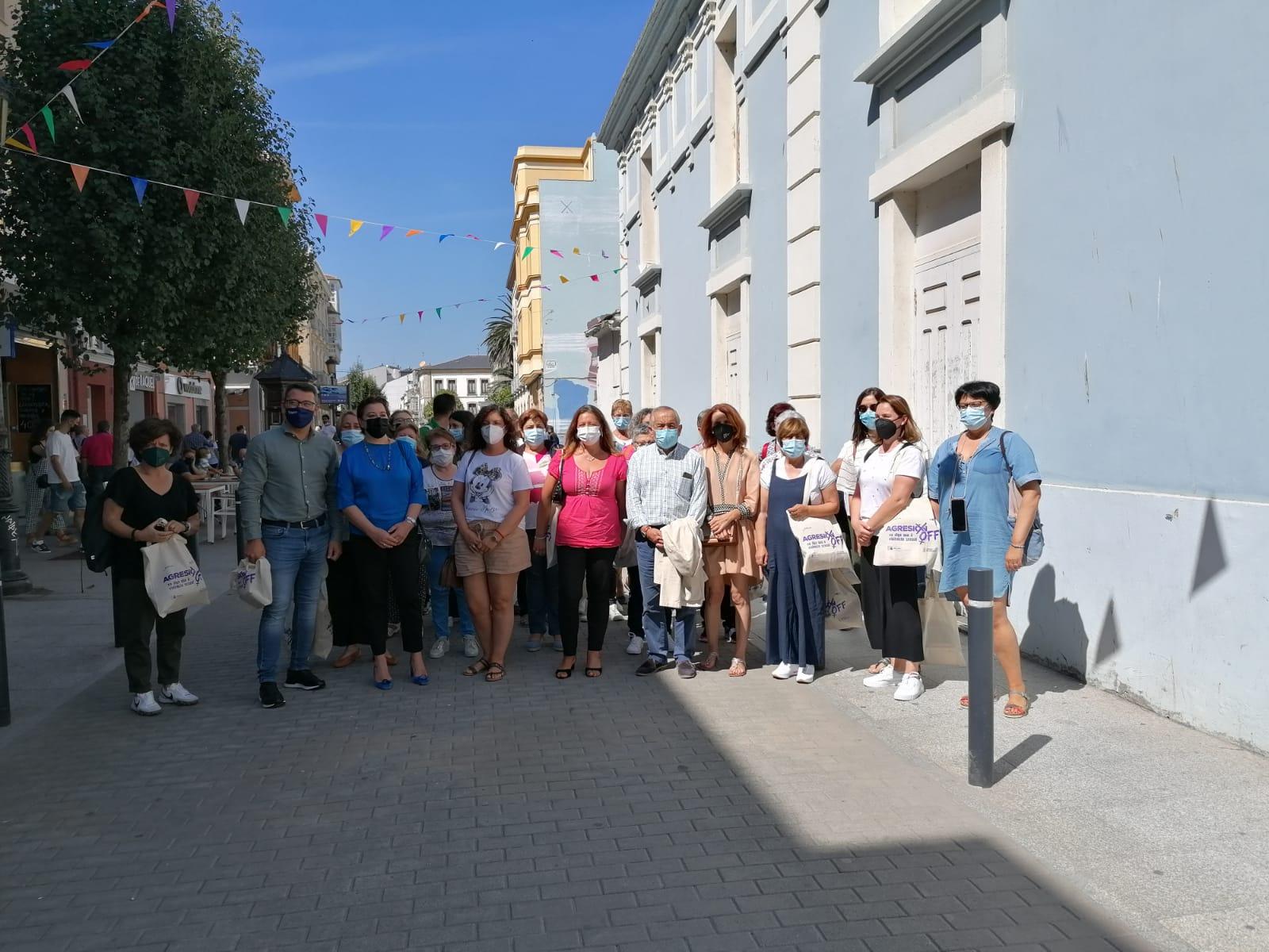 A Xunta anima á modernización e empoderamento das mulleres do mar no encontro de redeiras en Ribadeo