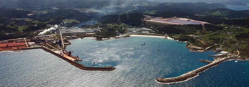A Xunta destaca a diversificación dos tráficos como un dos principais retos dos portos de Ferrol e San Cibrao para impulsar a economía no norte de Galicia