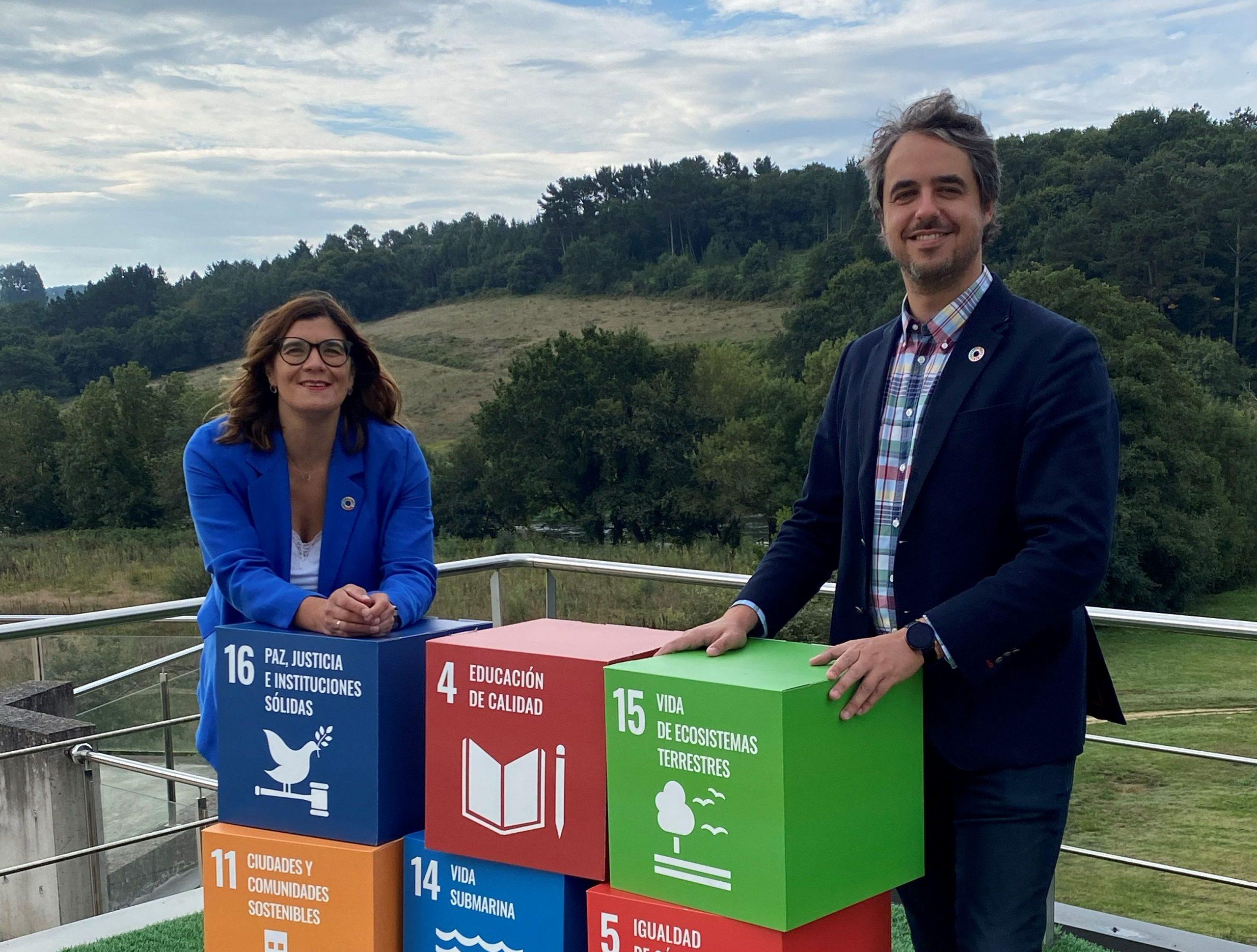 UNED Lugo galardoada con dous premios estatais en desenvolvemento sostible