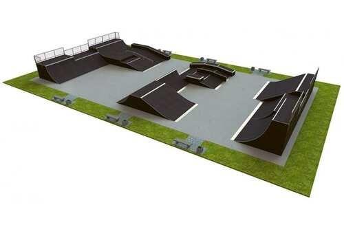Aprobada a construcción dun SkatePark en Viveiro a proposta do BNG