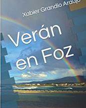 'Verán en Foz', a primeira novela curta de Xabier Grandío, xa está á venda