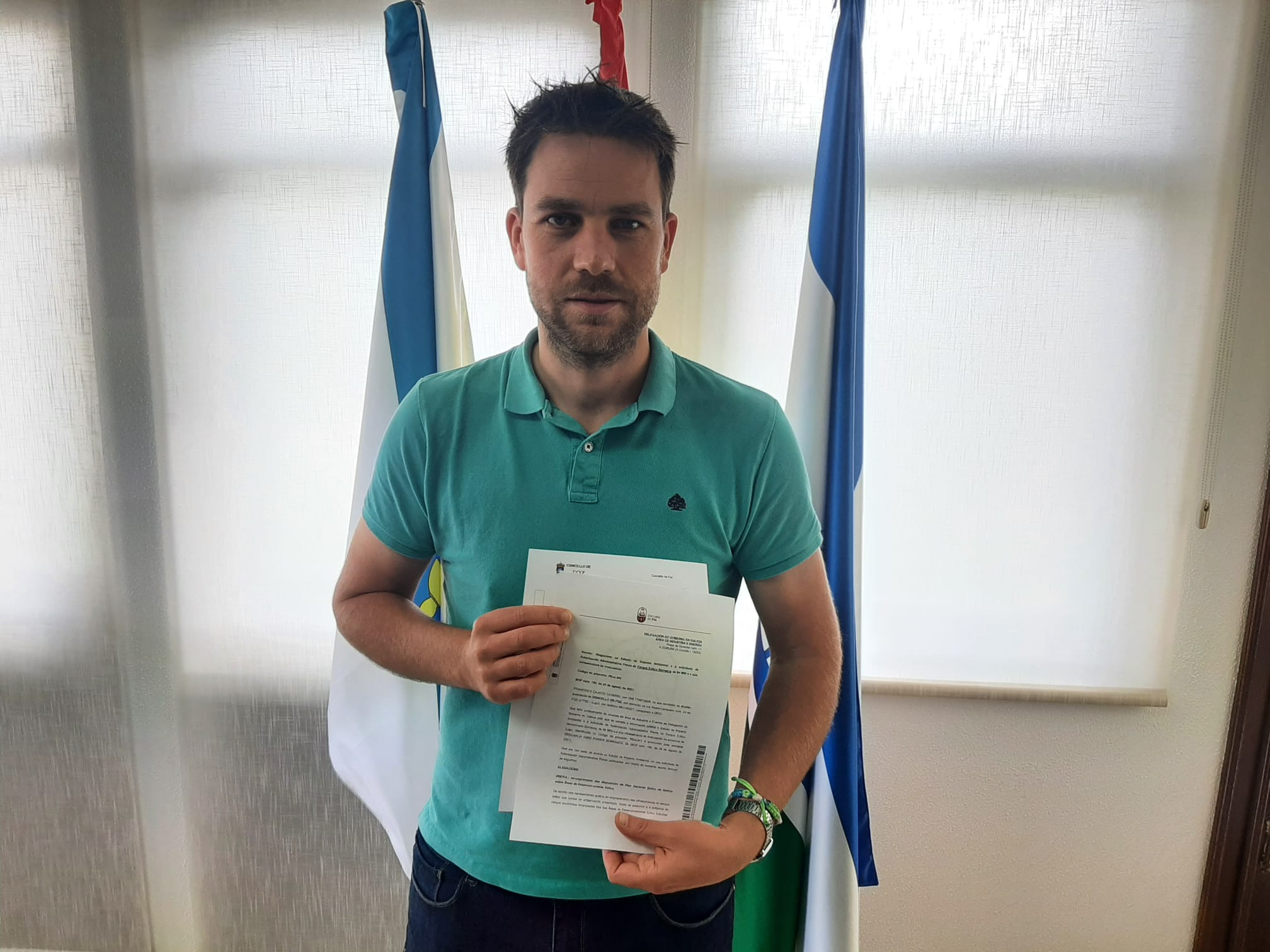 A corporación de Burela unánime na defensa do traballo en Vestas