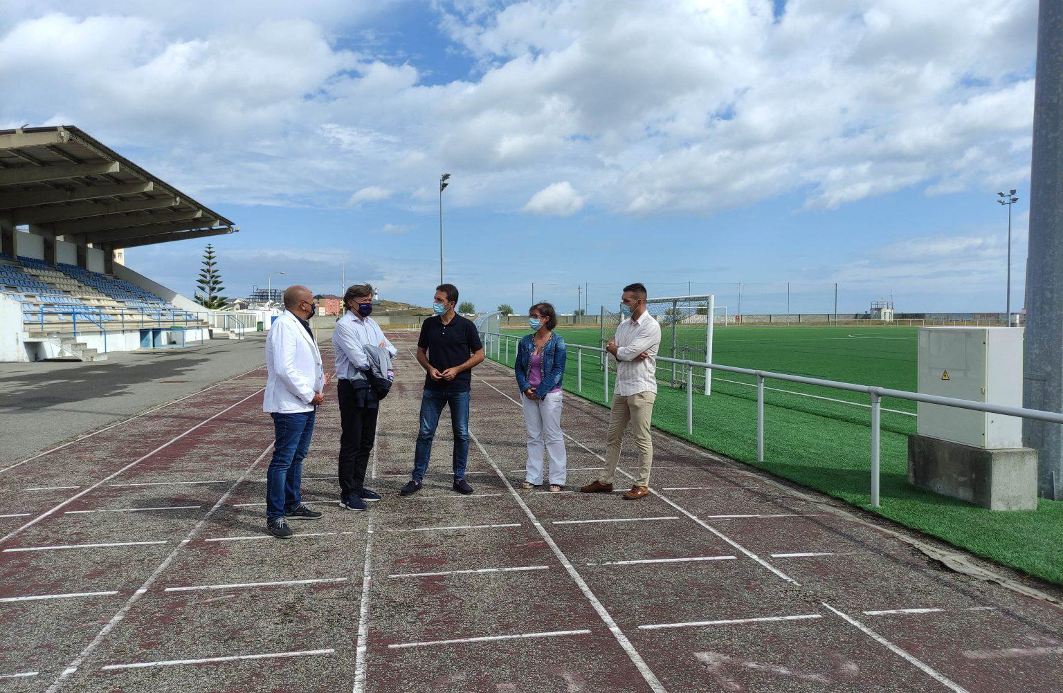 Cervo pide respecto para os seus veciños e para o municipio e ratifica a súa firme vontade de impulsar a primeira pista de atletismo homologada da Mariña