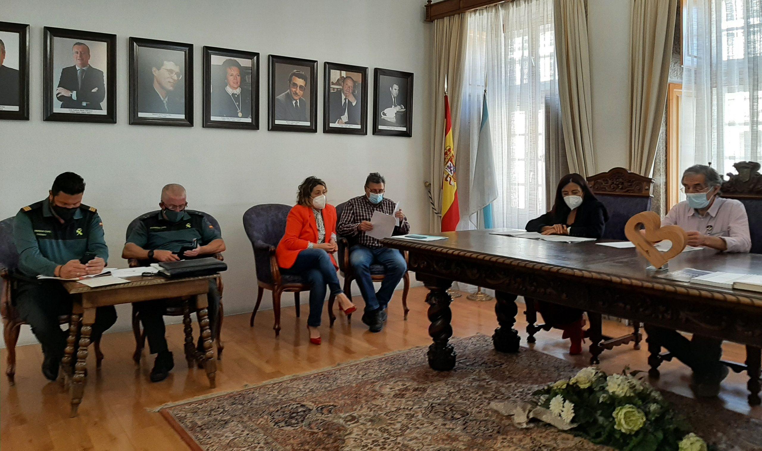 A Xunta destina 30.000 euros para a instalación de iluminación ornamental no aparcamento de autocaravanas de Trabada