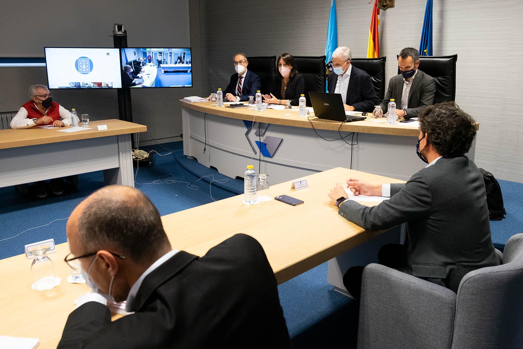 A Xunta esixe que o proxecto industrial que presente Vestas como alternativa á produción de Viveiro terá que garantir o mantemento do 100% do emprego