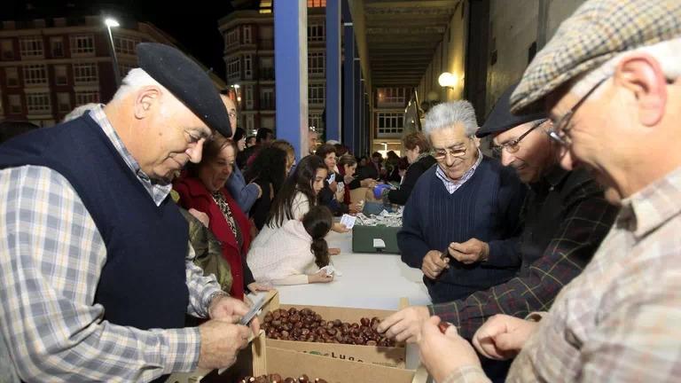 O 6 de novembro terá lugar a VI Festa da Castaña de Burela
