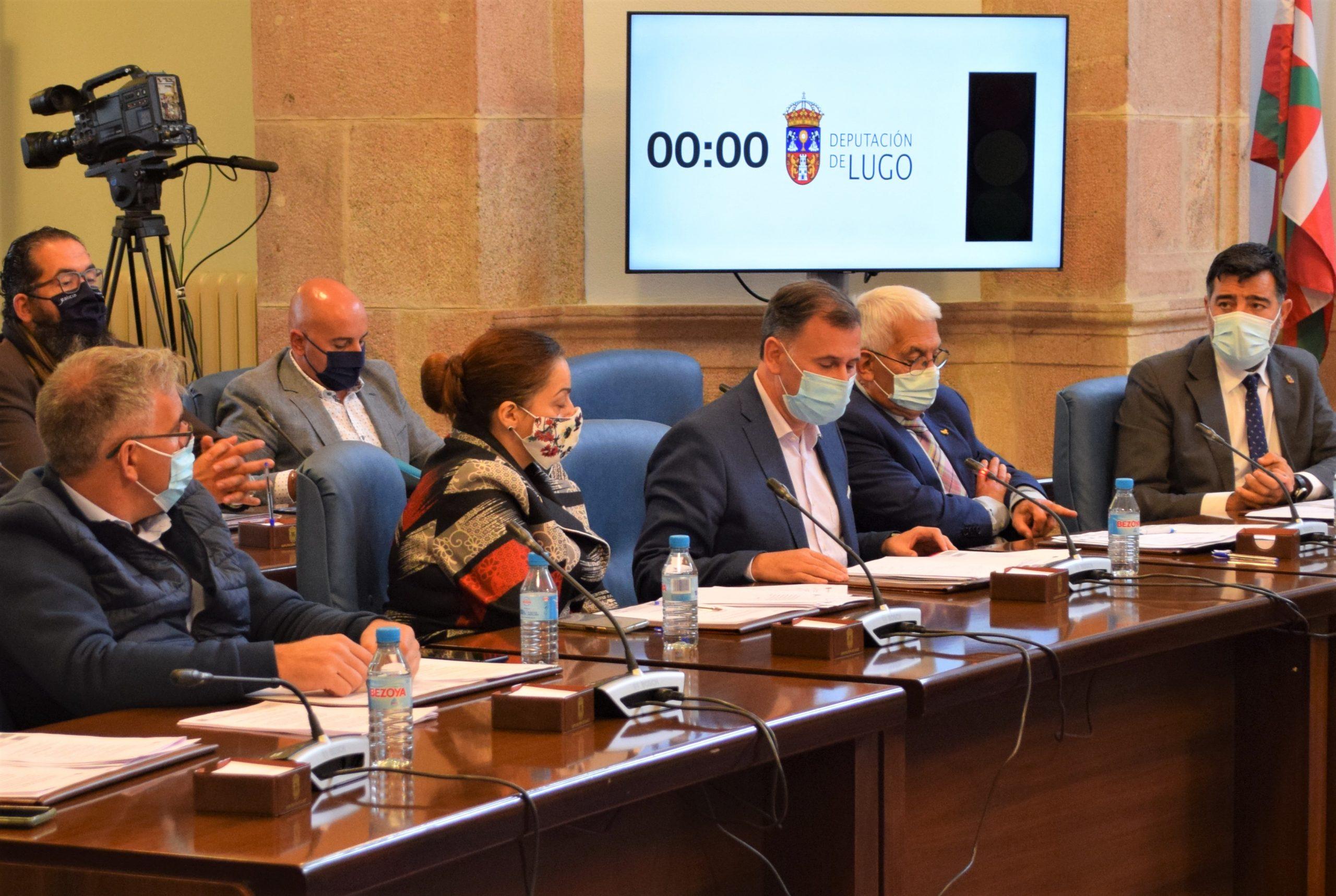 O PP, sorprendido porque no pleno da Deputación os alcaldes de Pedrafita, Castroverde, Viveiro, Xermade, Ribeira de Piquín e Monforte votaron contra incrementar un 25% o Plan Único