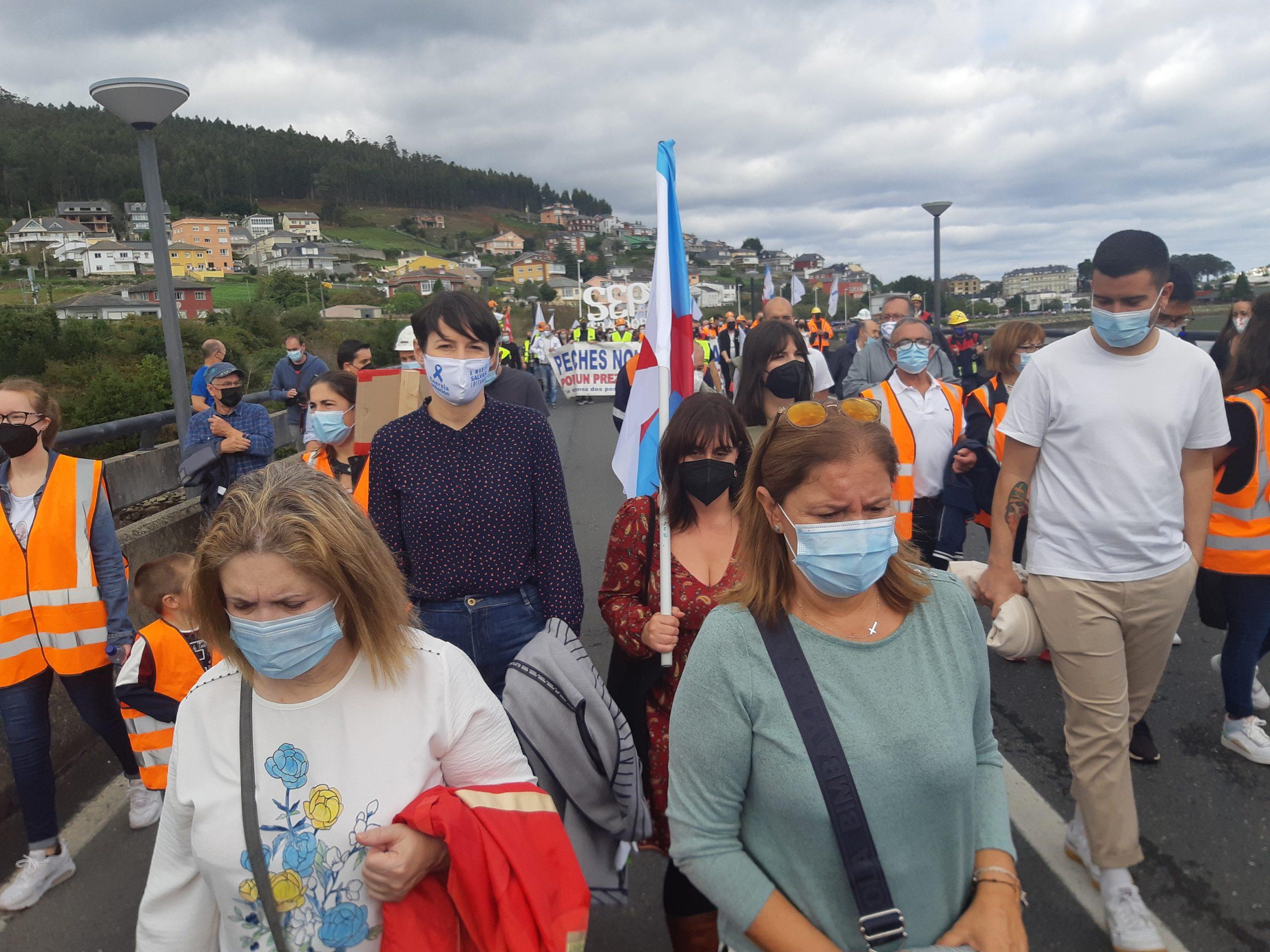 Pontón urxe a Xunta e Estado solucións para a crise da Mariña e propón un Plan Industrial que garante o futuro da comarca