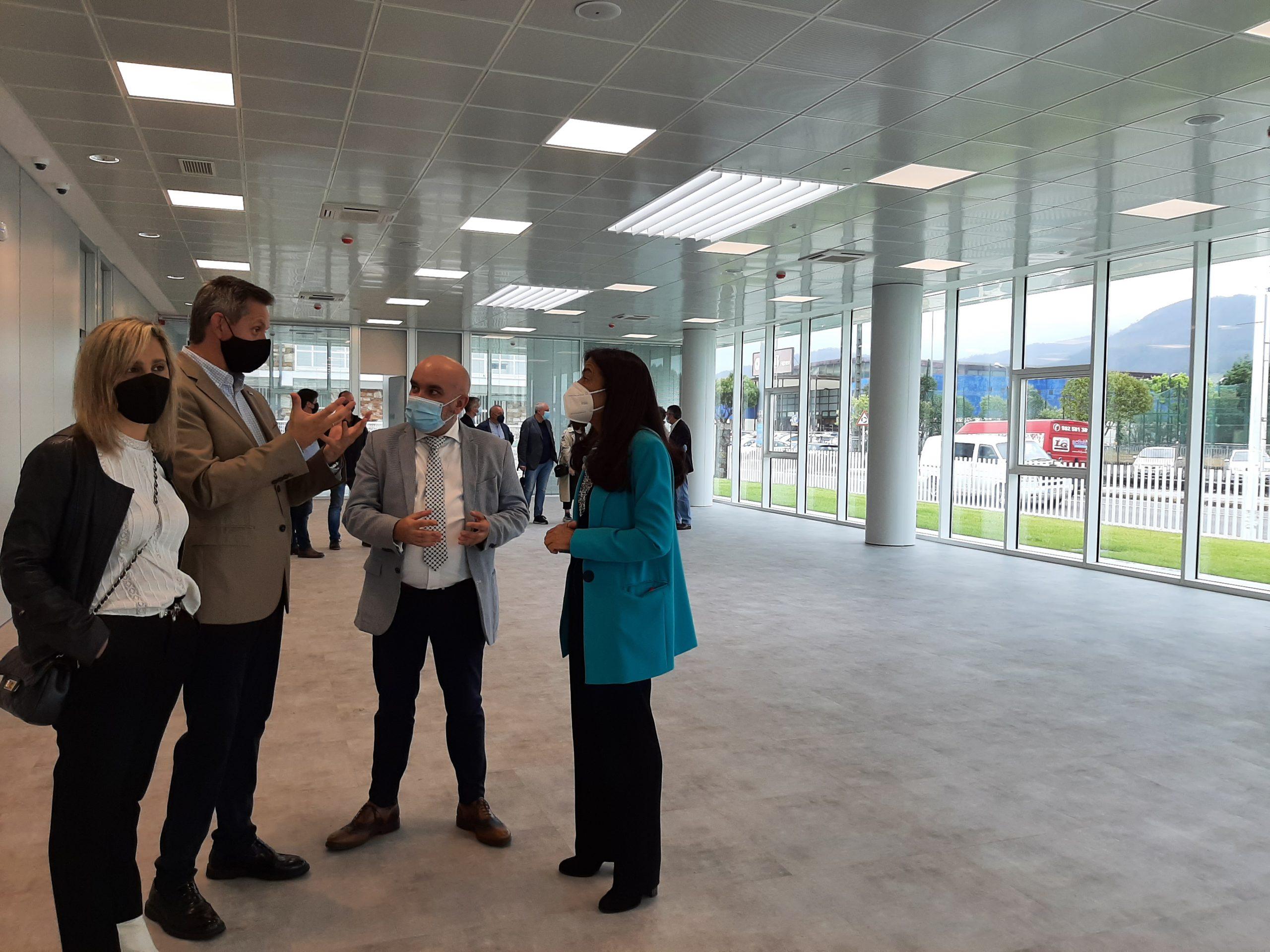A Seguridade Social estrea este venres a súa nova sede de Viveiro