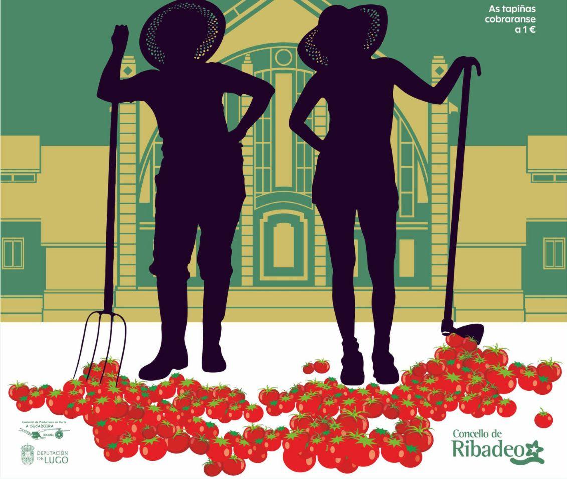 A 18 Festa dxs Produtorxs da Horta celebrarase este 10 de outubro e con ela rematarán por este ano os Mercados dos Domingos de Ribadeo
