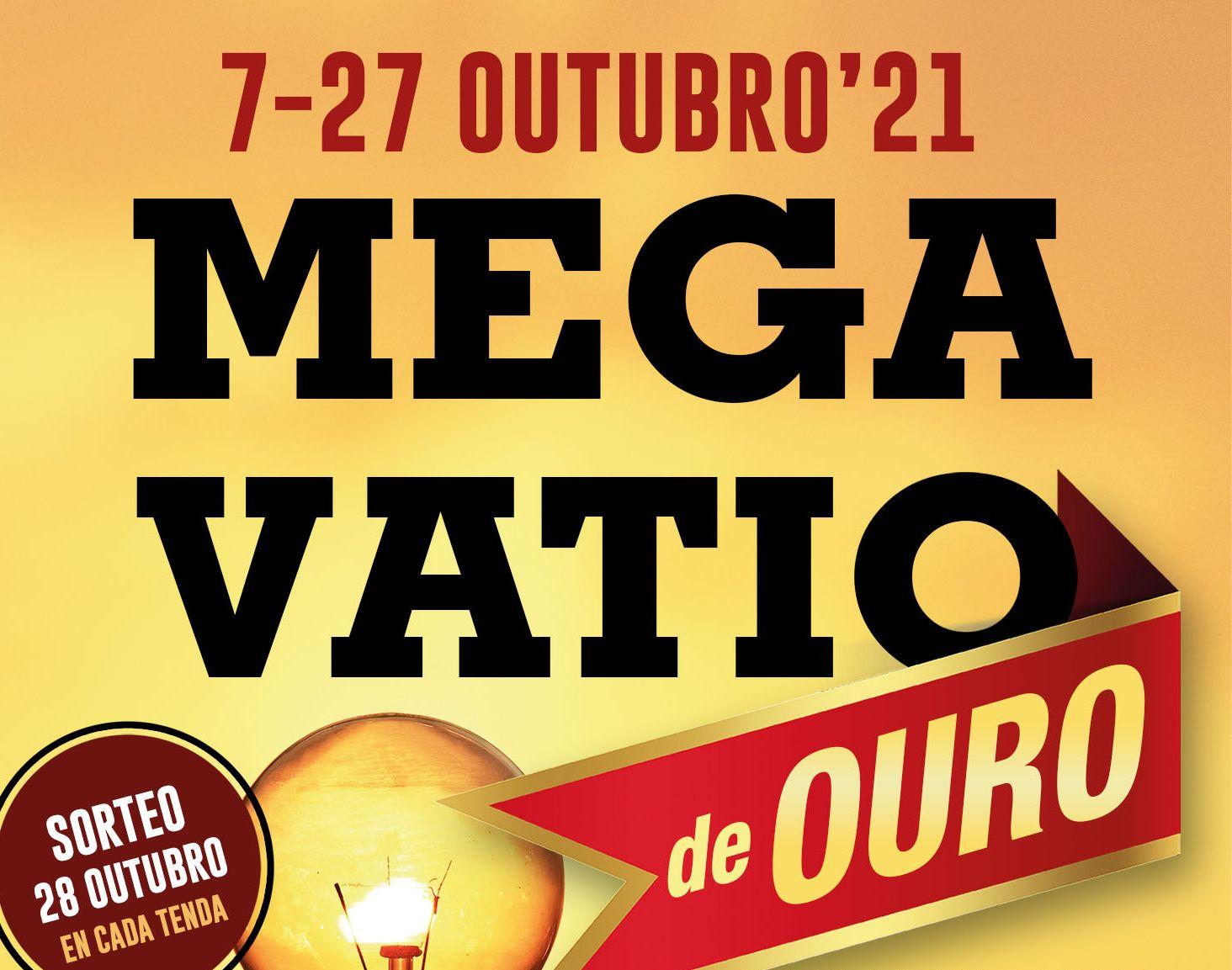 Ata o 27 de outubro segue a campaña Megavatio de Ouro, que organiza AciaFozCCA e que repartirá 5.000 euros en premios