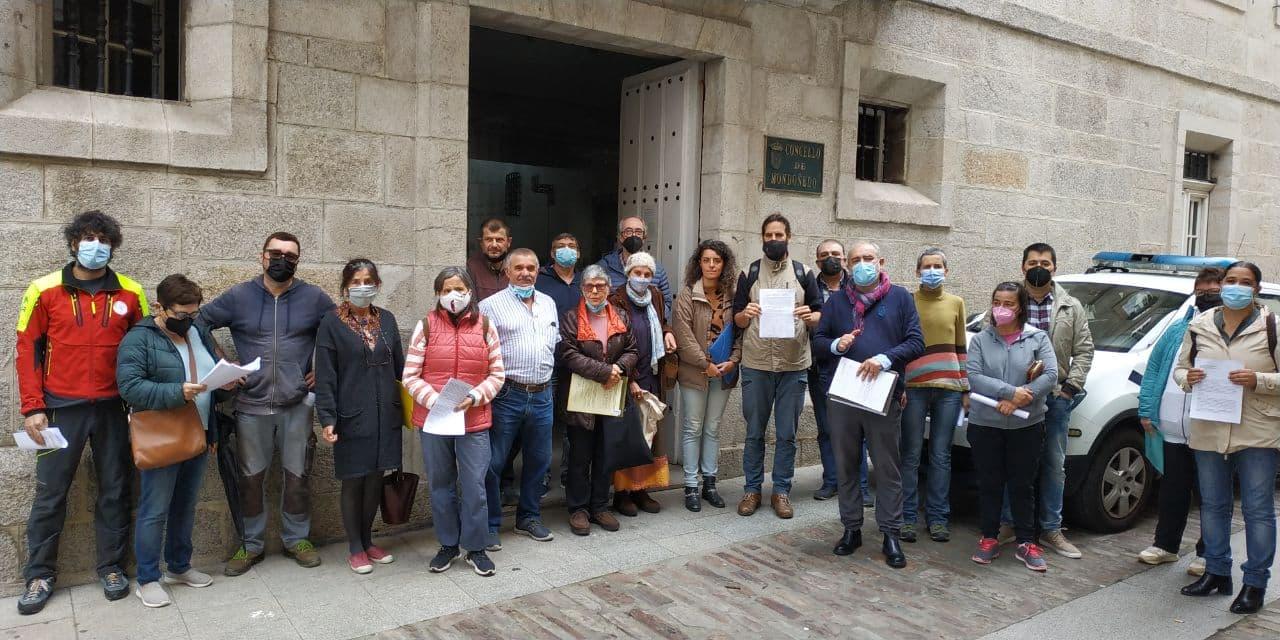 O Concello acorda en pleno solicitarlle á Xunta a incorporación do conxunto histórico de Ribadeo ao plan Rexurbe