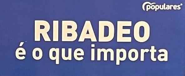 O PP de Ribadeo celebrará o congreso local o vindeiro sábado 30 de outubro