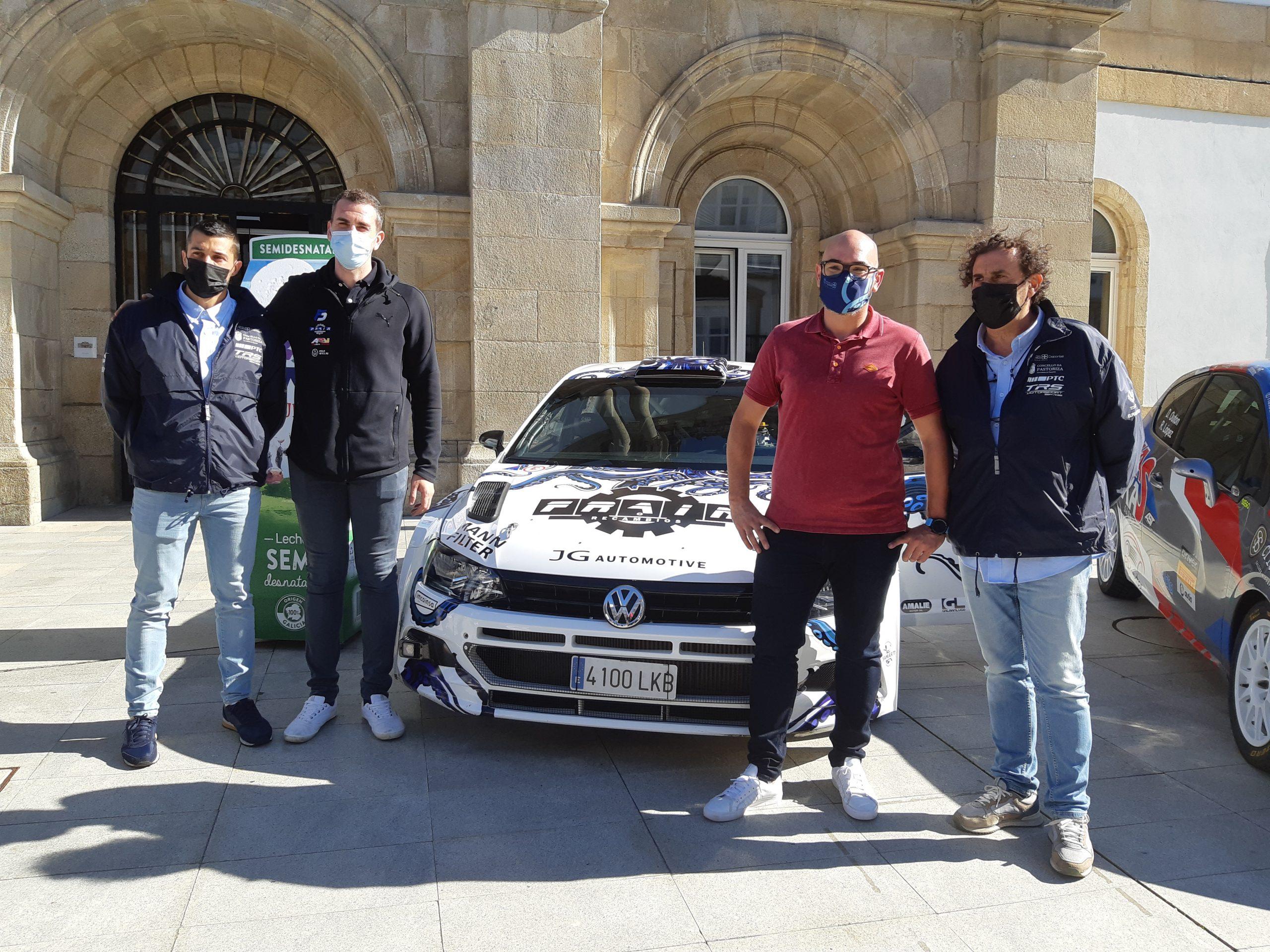 A 43 edición do Rally San Froilán dispútase esta fin de semana en Outeiro de Rei, Friol, O Corgo, Sarria e Láncara, co apoio da Vicepresidencia da Deputación