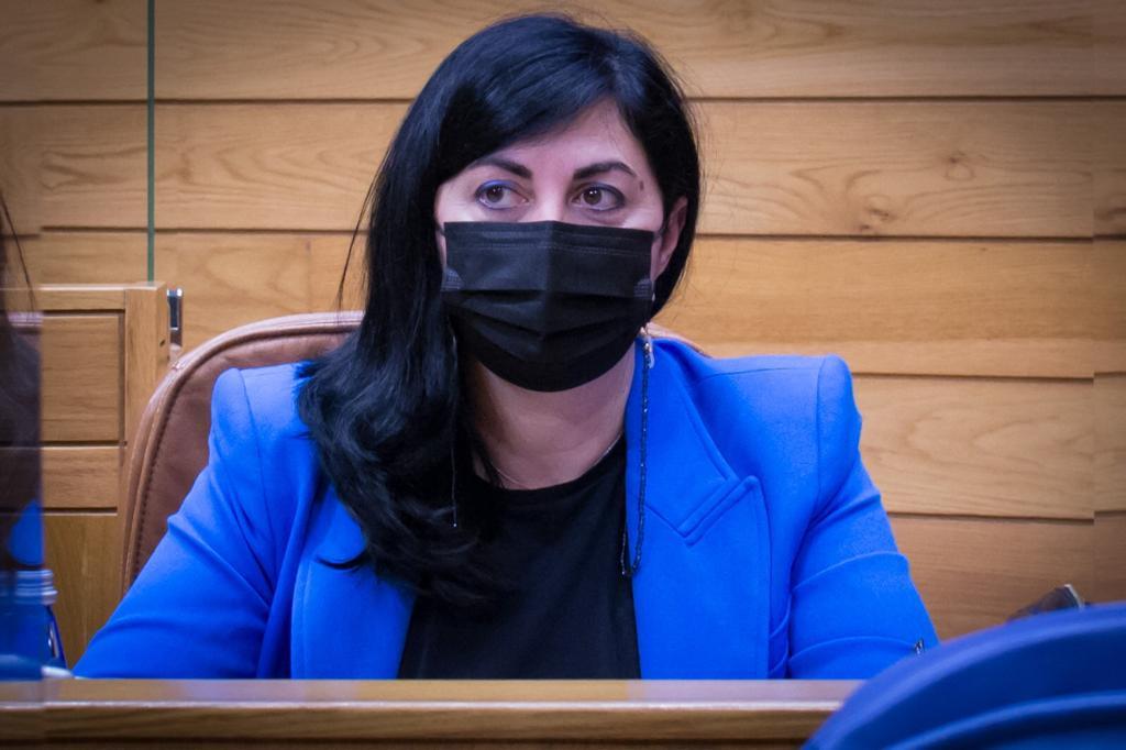 """Son os Orzamentos do cumprimento coa provincia de Lugo. Volvemos ter o maior investimento de Galicia por habitante"", afirma Elena Candia"