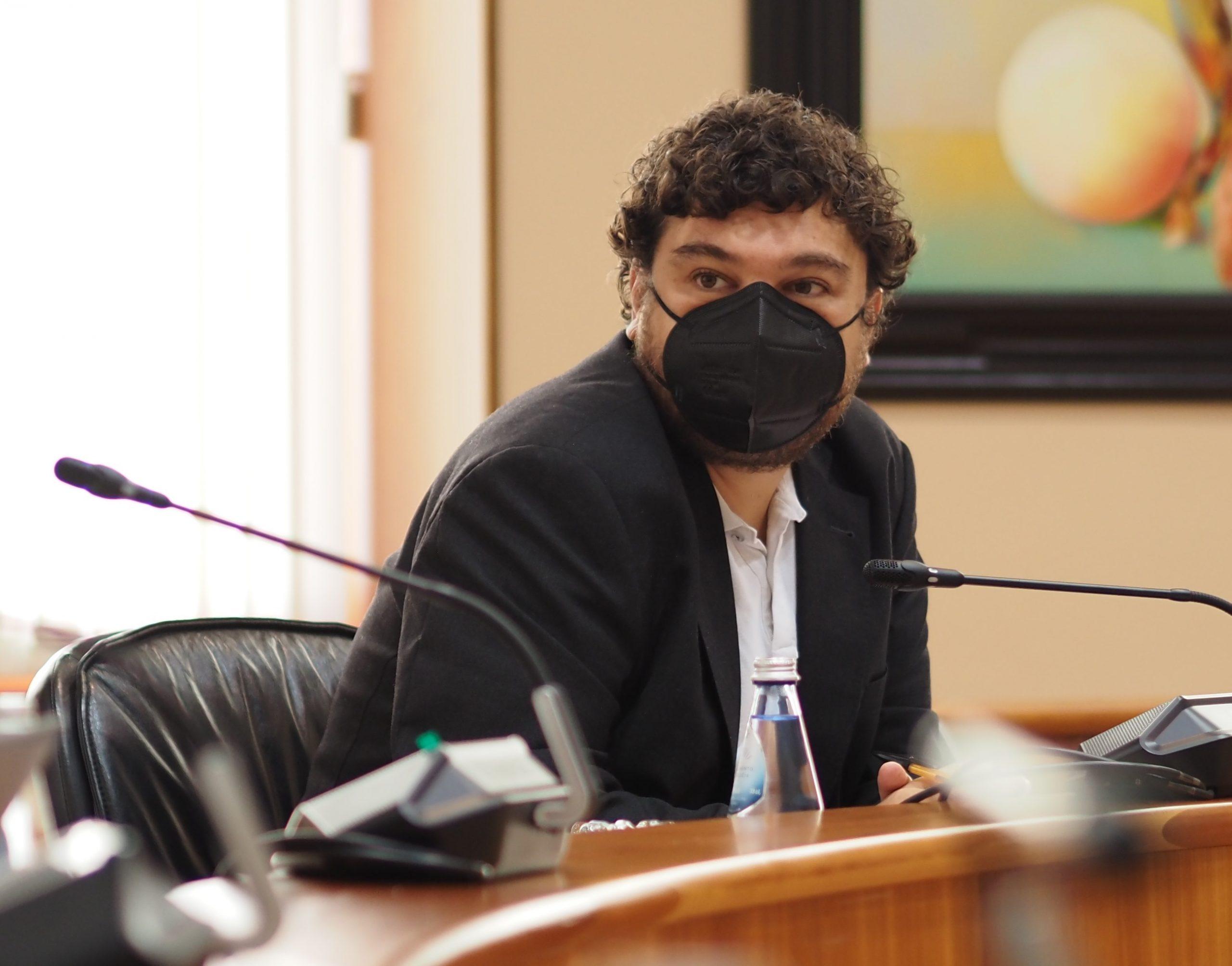 """Pontón: """"O goberno da Xunta debe tomar todas as medidas políticas para frear a deslocalización de Vestas"""""""