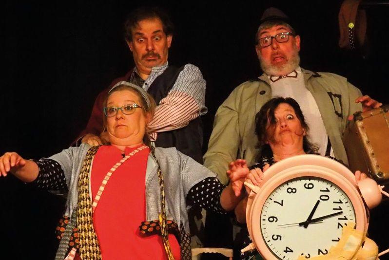 A Vicepresidencia trae esta fin de semana teatro a Alfoz, O Vicedo, Barreiros e Viveiro